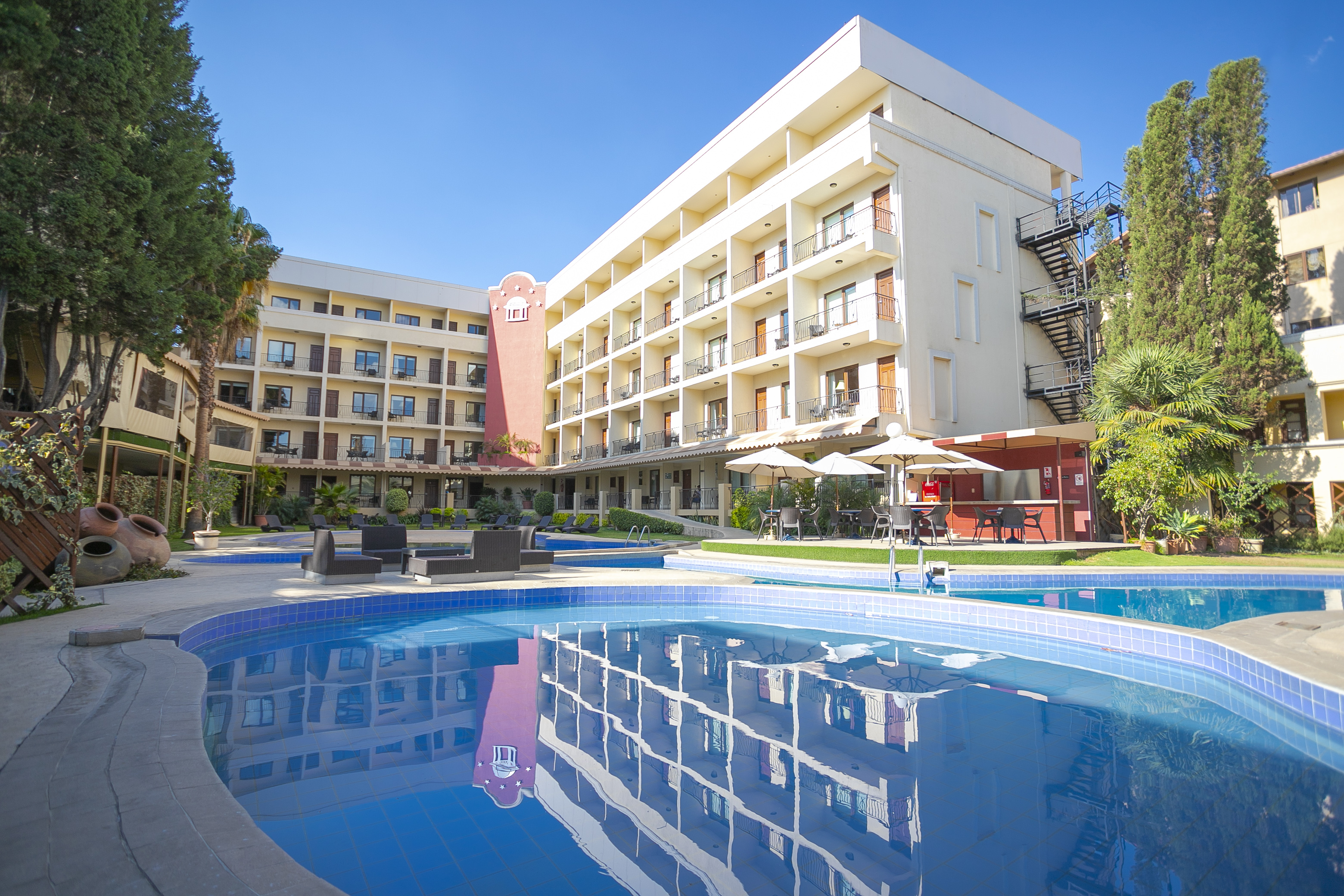 Gran Hotel Cochabamba, Cercado