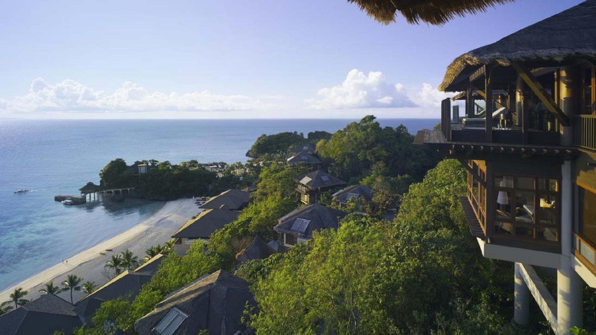 Shangri-La's Boracay Resort and Spa, Malay