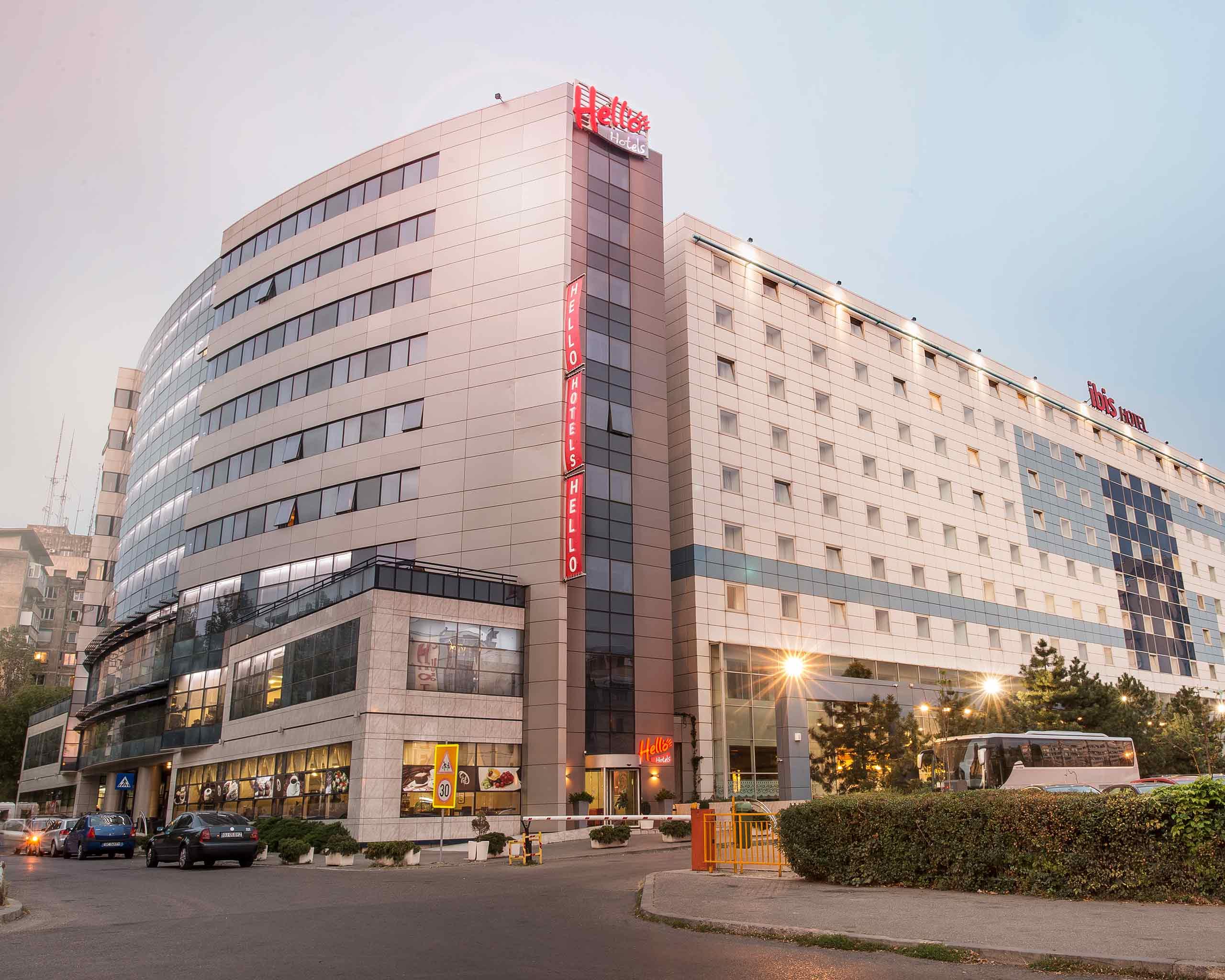 Hello Hotels, Municipiul Bucuresti