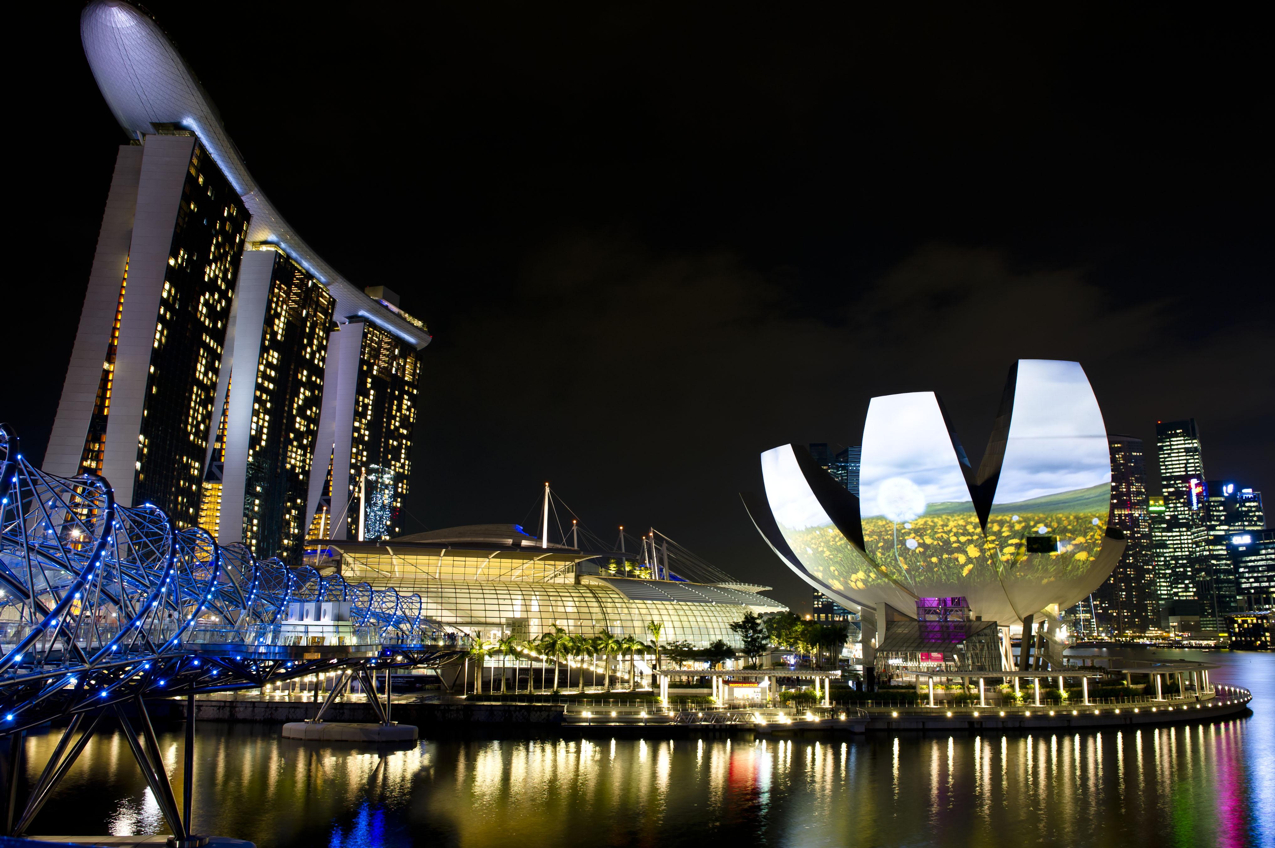 Marina Bay Sands, Downtown Core