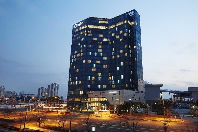 Orakai Songdo Park Hotel, Yeonsu
