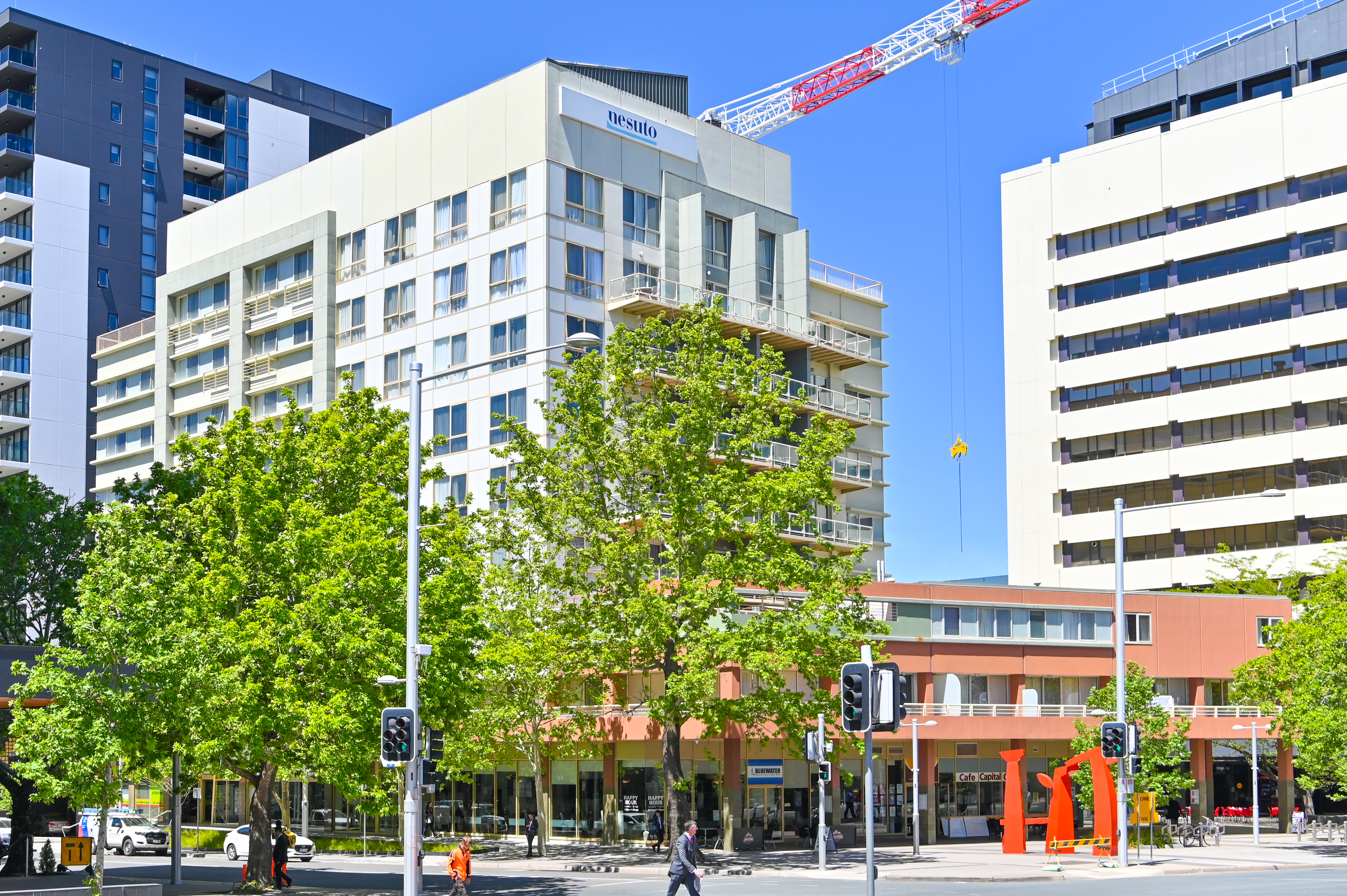Waldorf Canberra Apartment Hotel, City