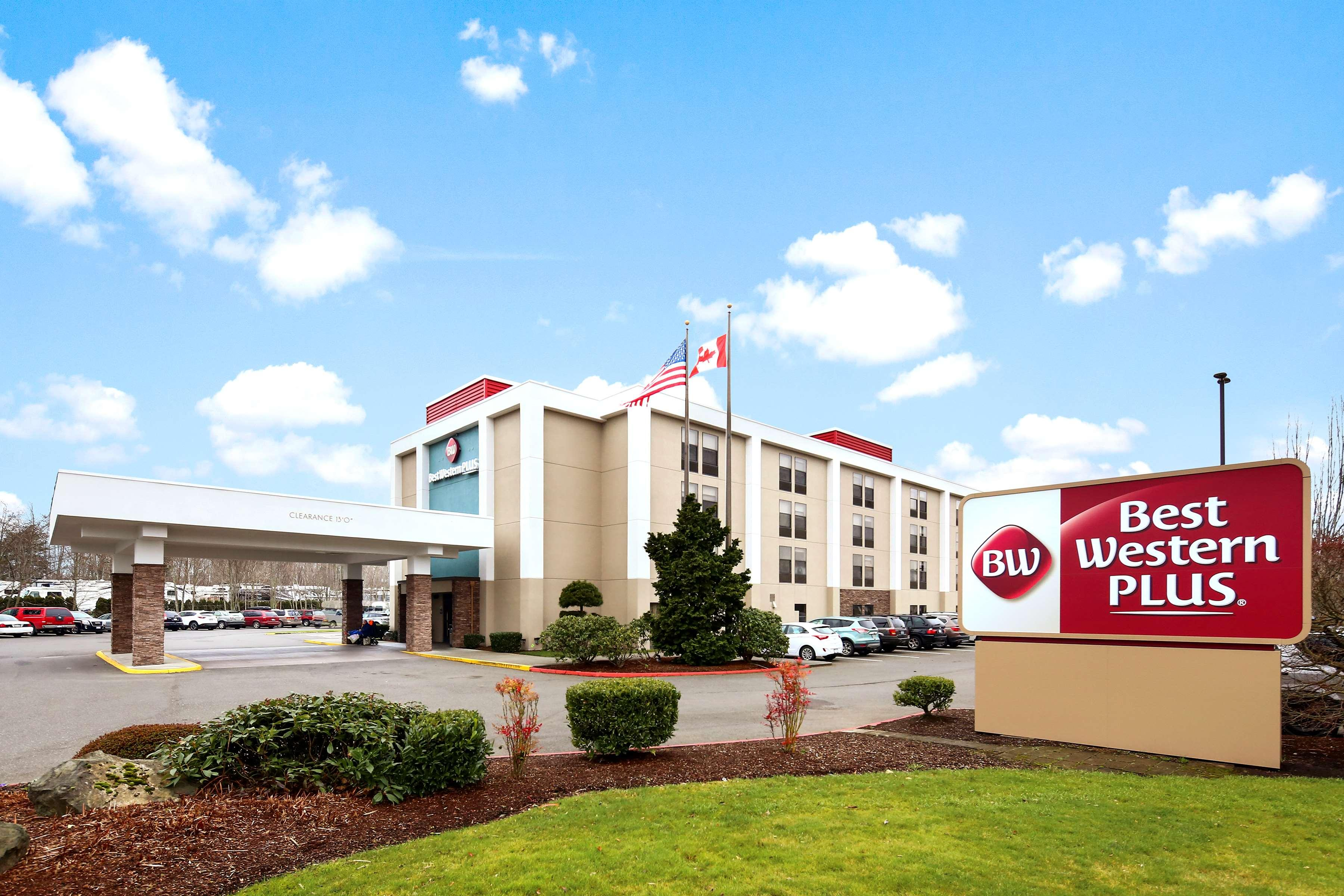 Best Western Plus Bellingham Airport Hotel, Whatcom