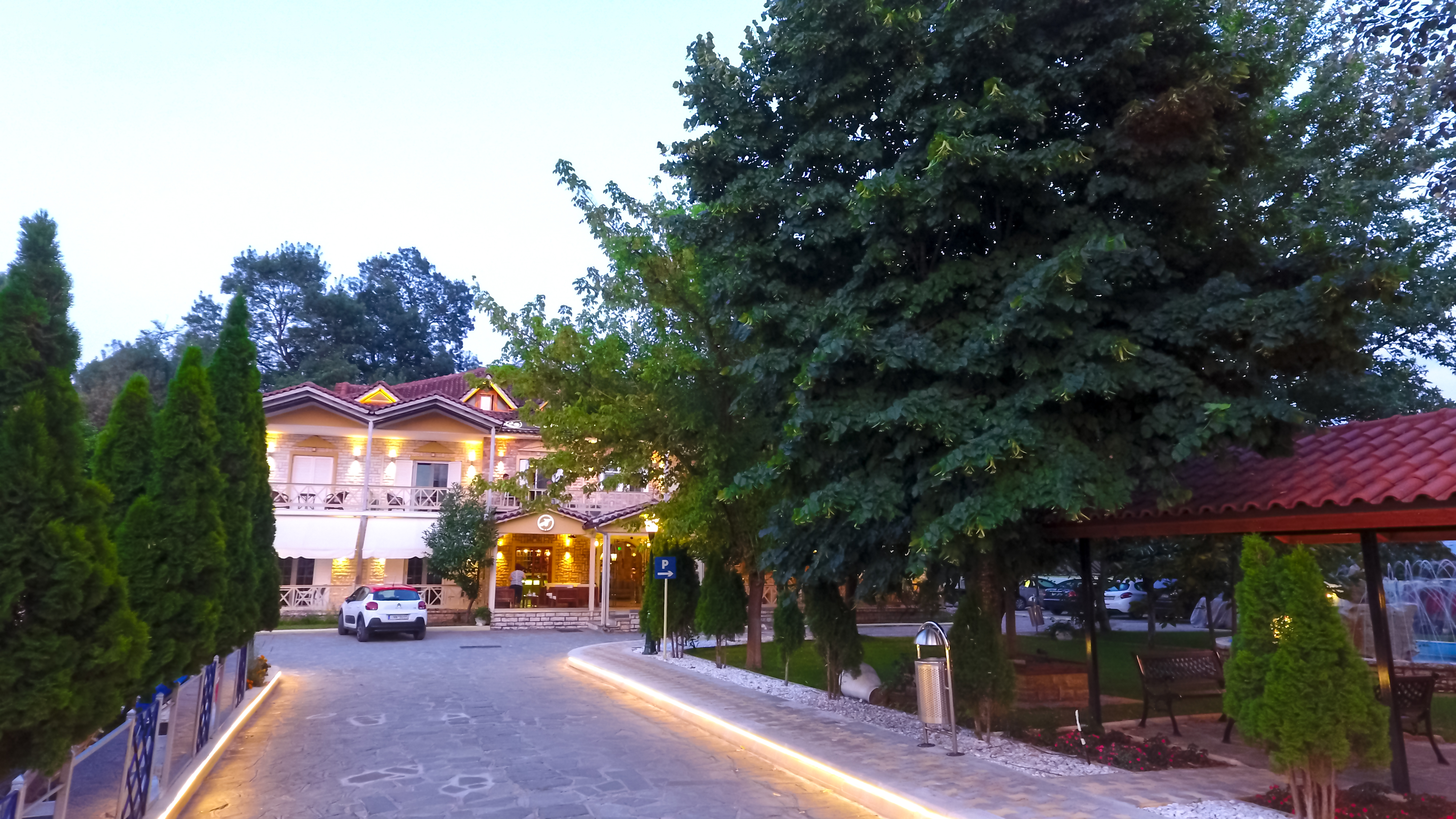 Krikonis Suites, Epirus