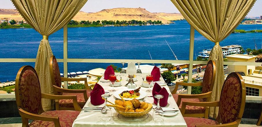 Helnan Aswan Hotel, Aswan