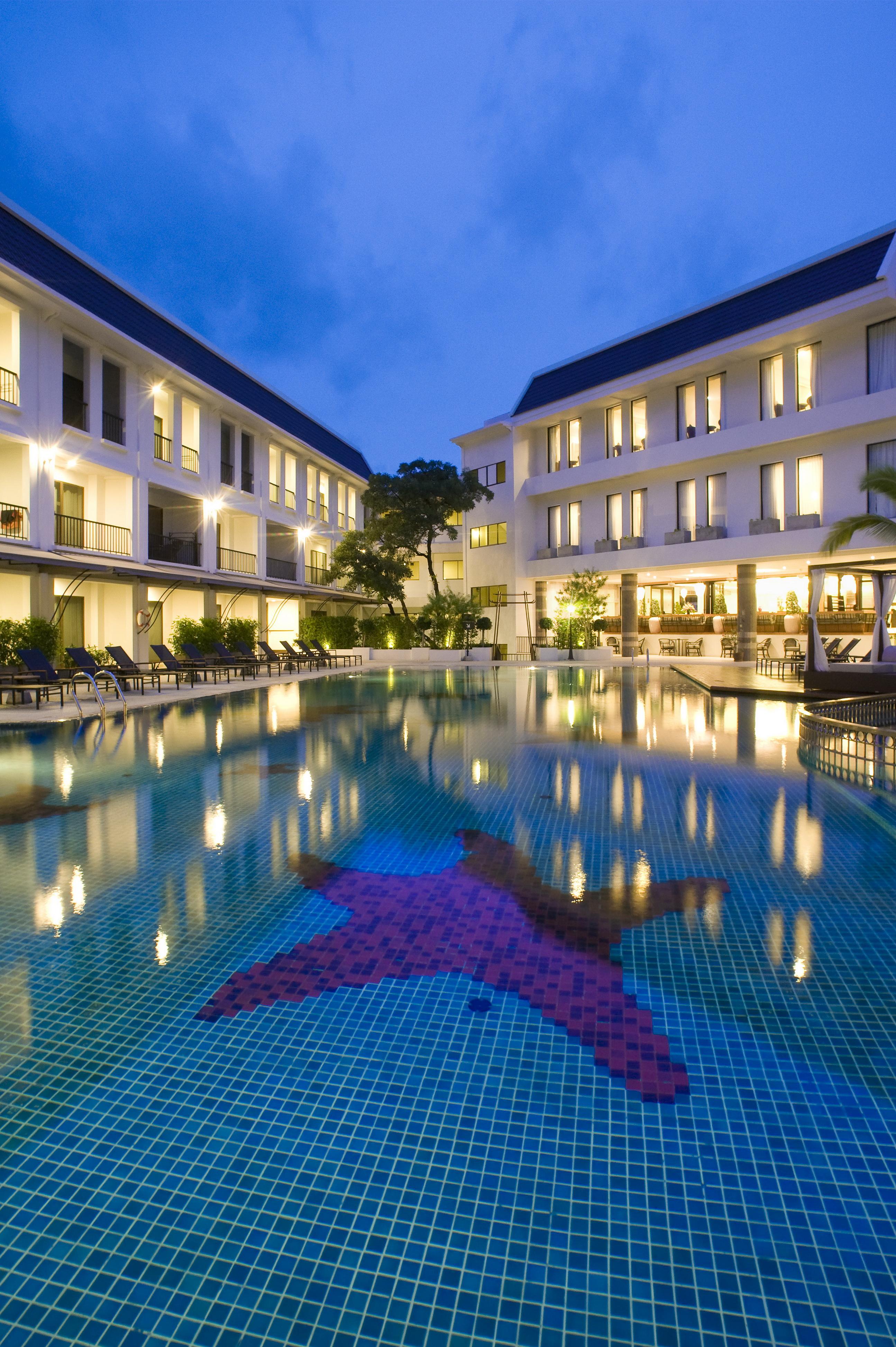 Sawaddi Patong Resort & Spa, Pulau Phuket