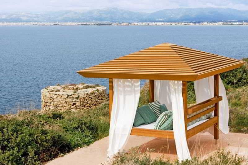 Cap Rocat, Baleares