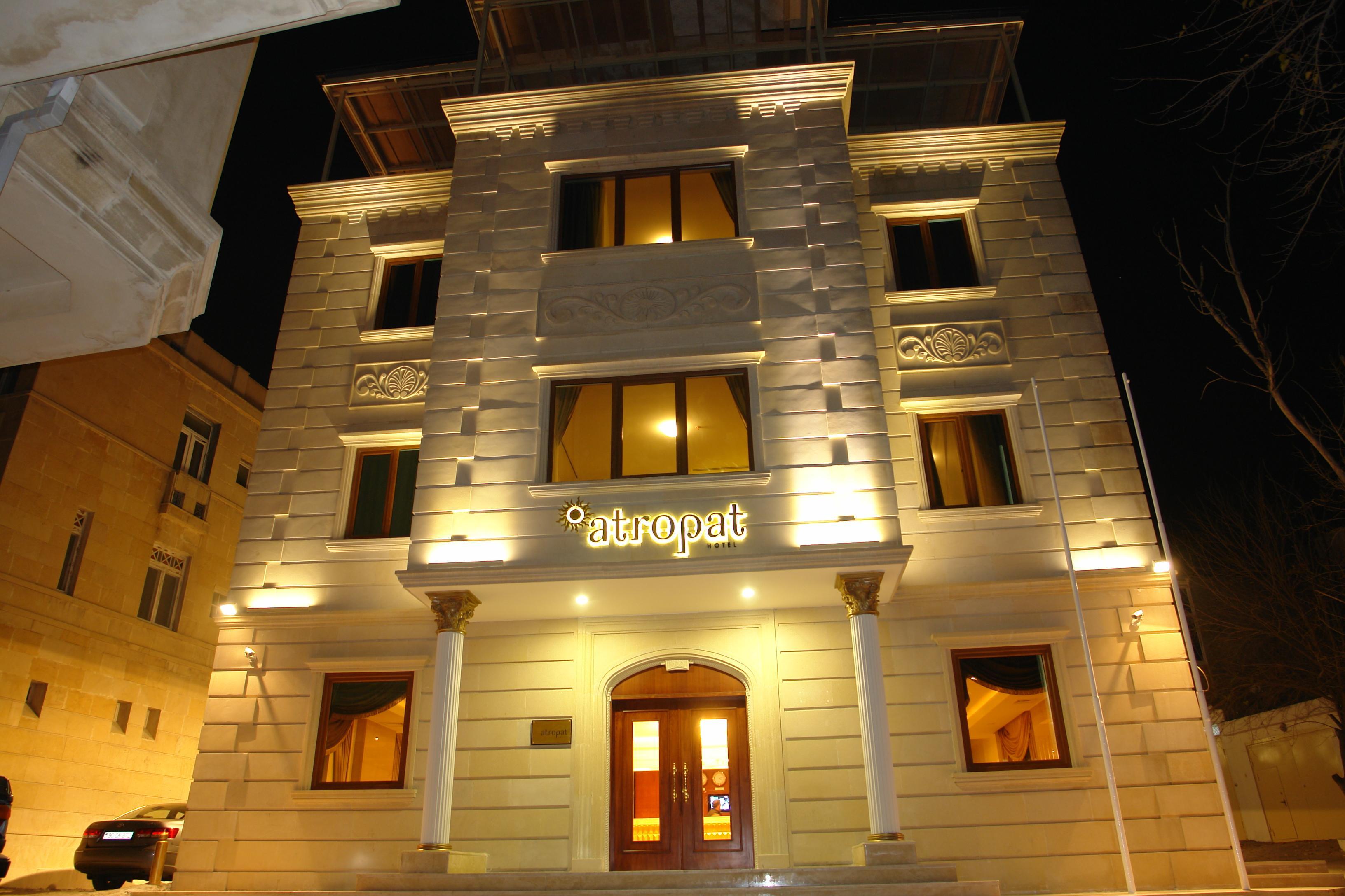 Atropat Hotel, Bakı