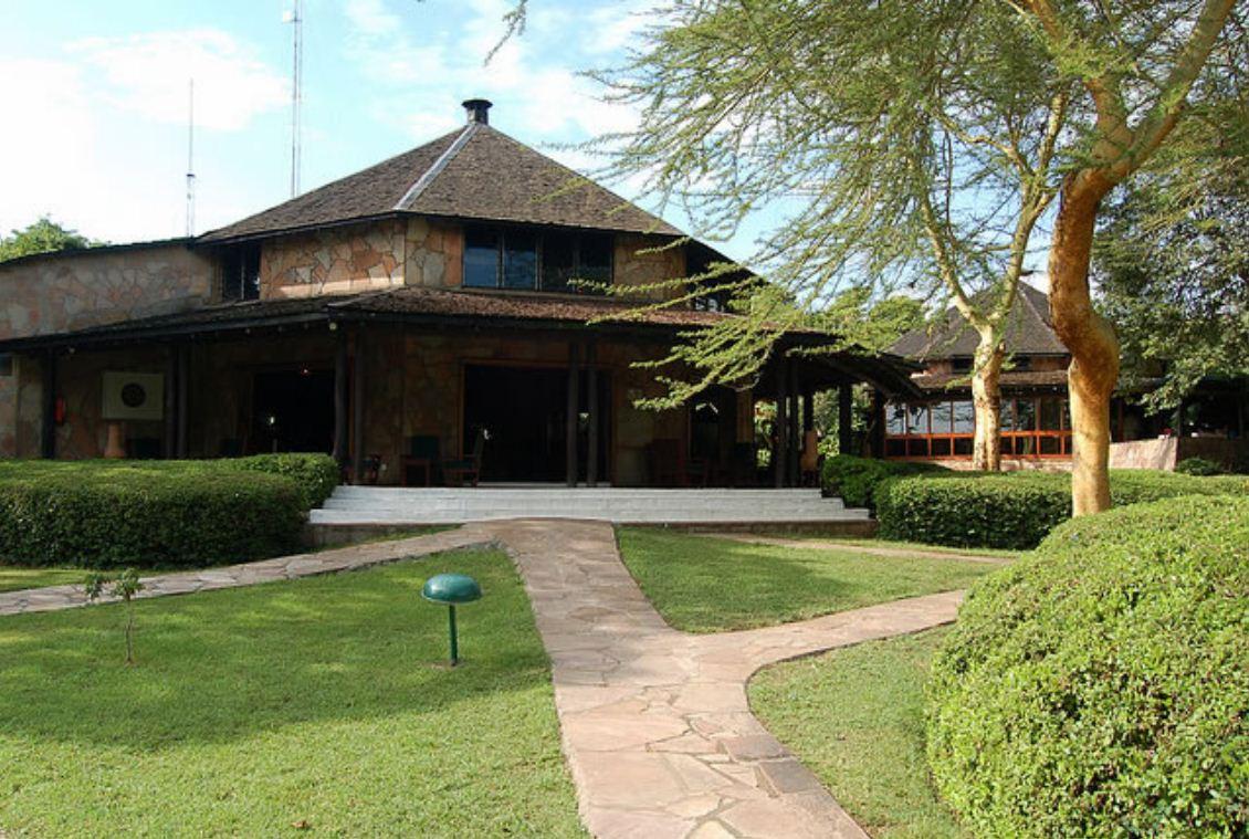 Sarova Mara Game Lodge, Narok West