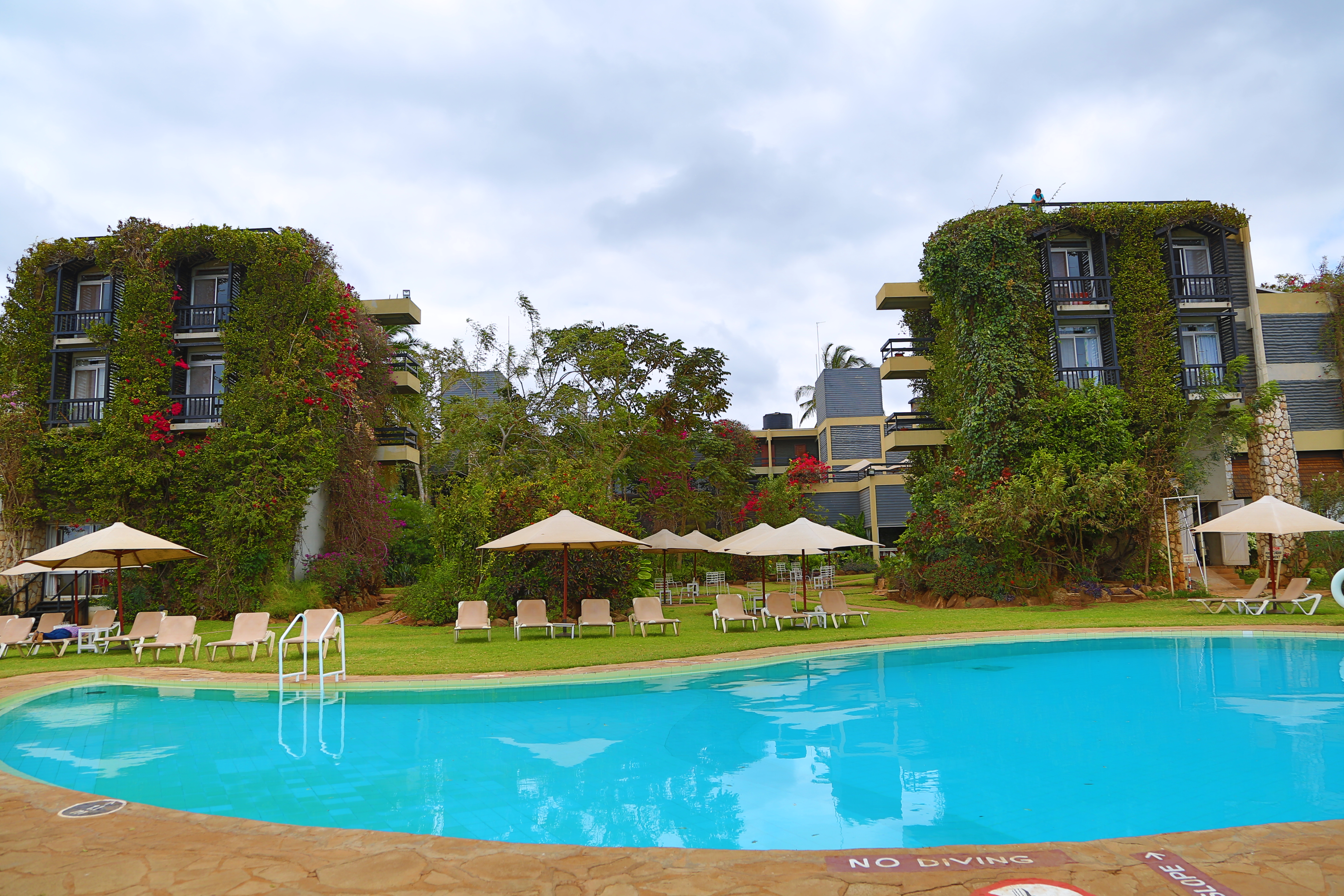 Sarova Taita Hills Game Lodge, Mwatate
