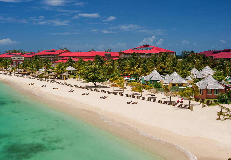 Sandals Grande St. Lucia Spa & Beach Resort,