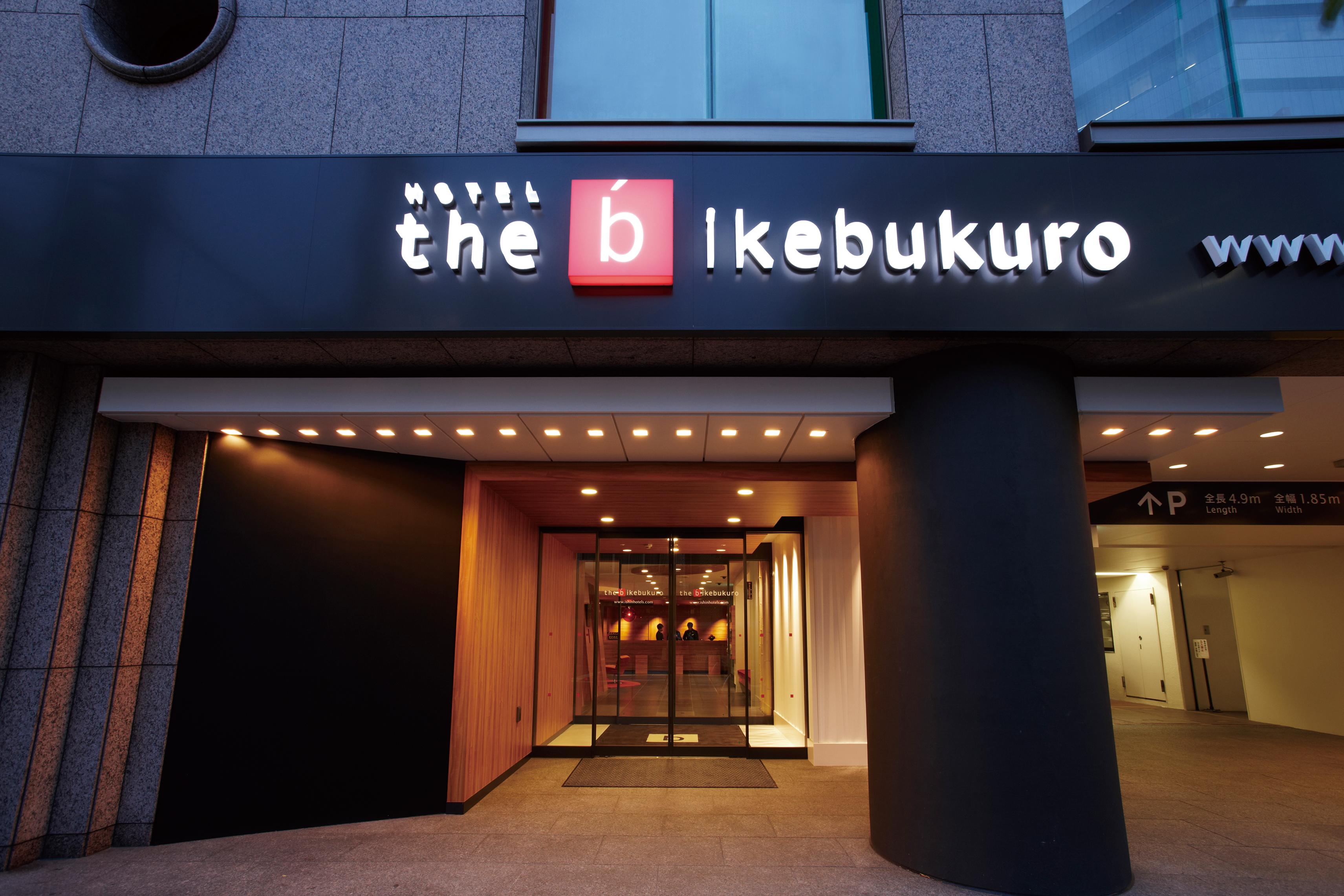 the b tokyo ikebukuro, Toshima