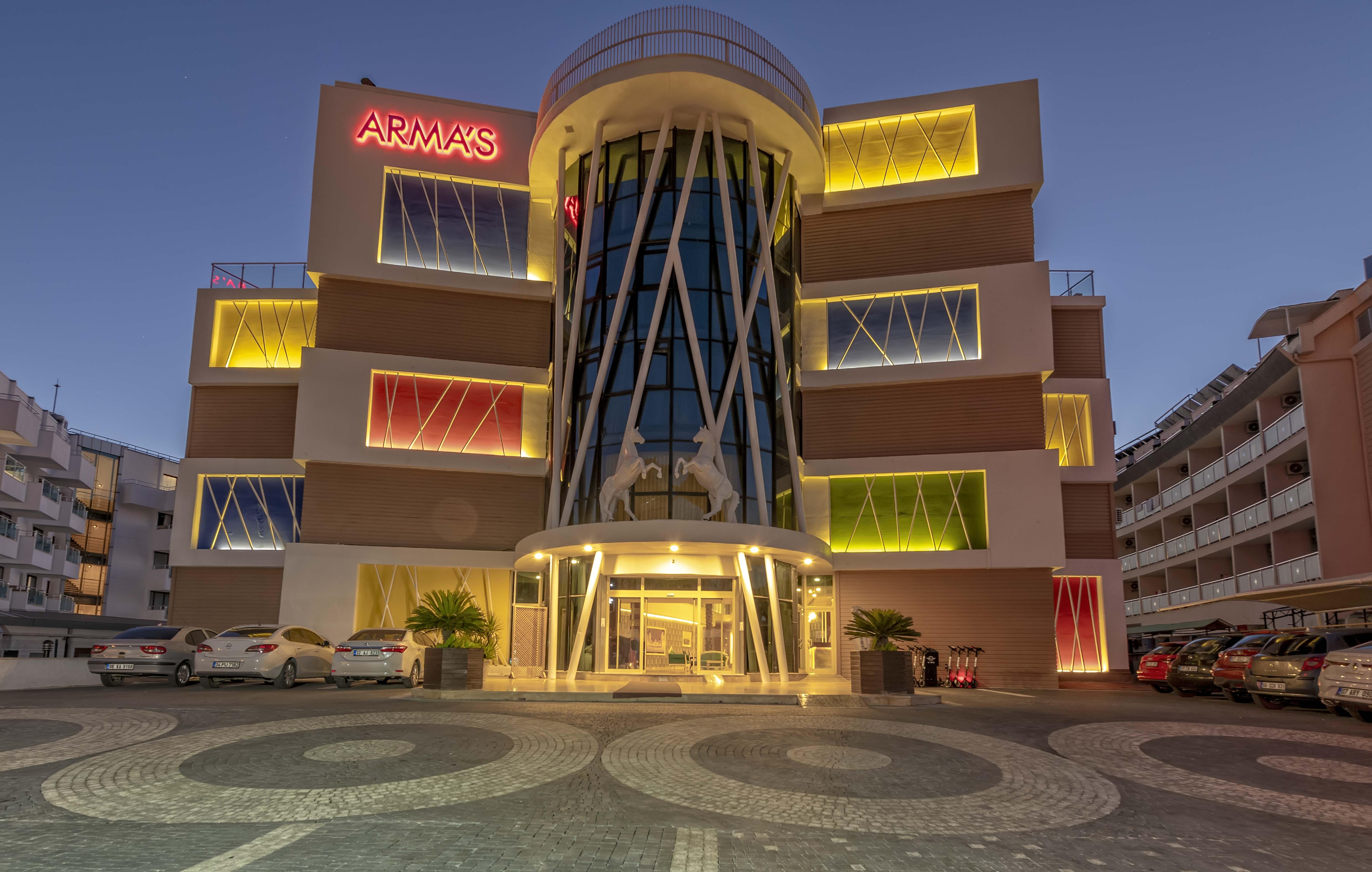 Armas Beach Hotel, Kemer