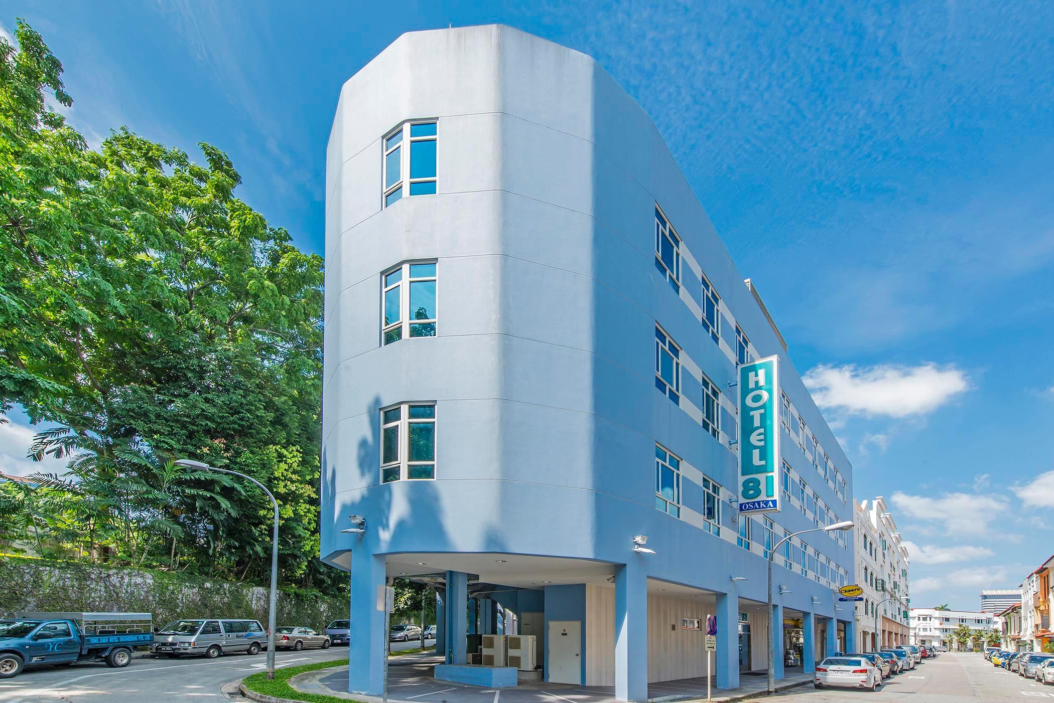 Hotel 81 Osaka, Bukit Merah