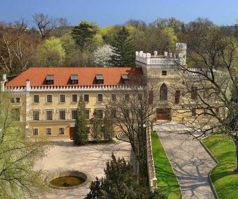 Chateau St. Havel Wellness hotel, Praha 4