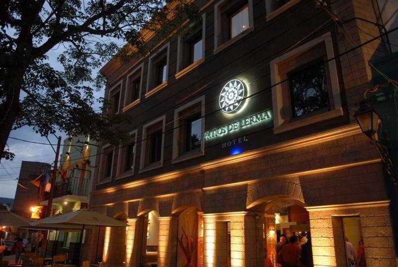 Patios de Lerma Hotel, Capital