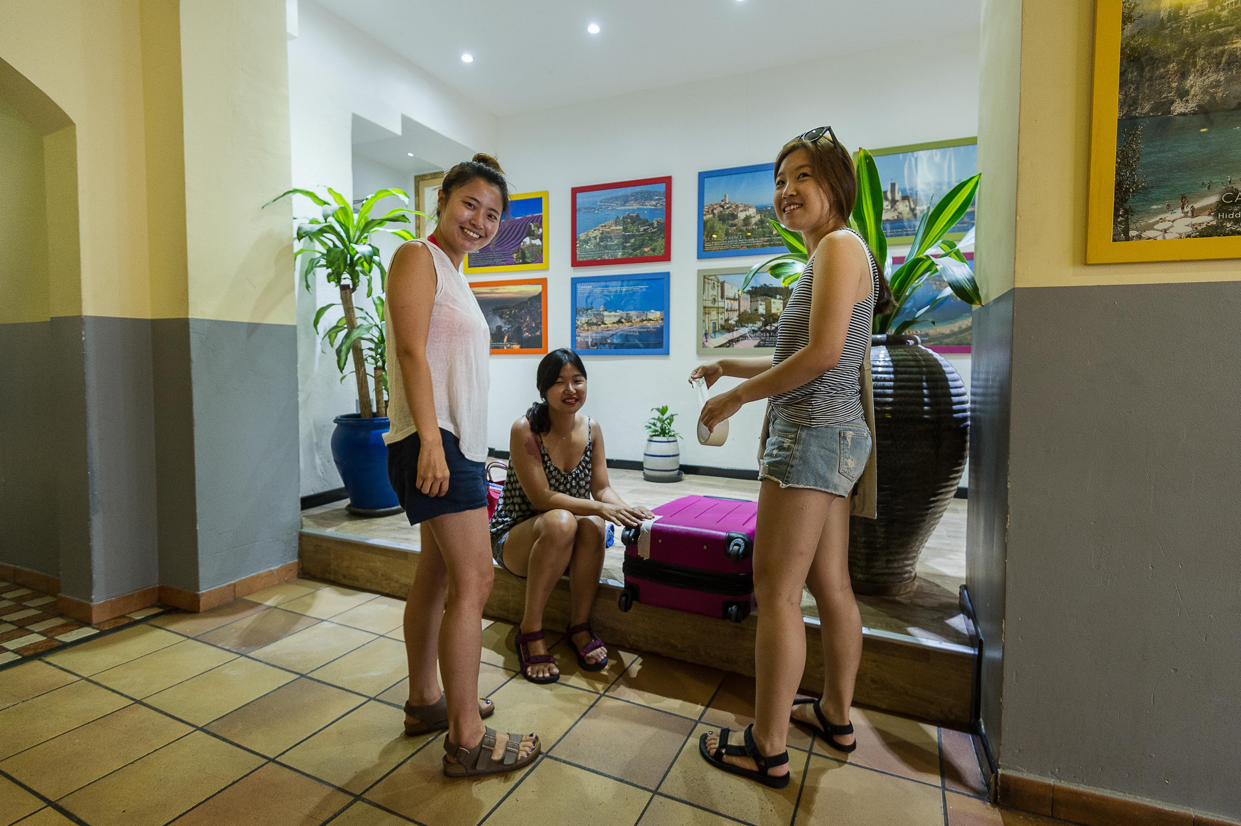 Hostel Villa Saint Exupéry Beach