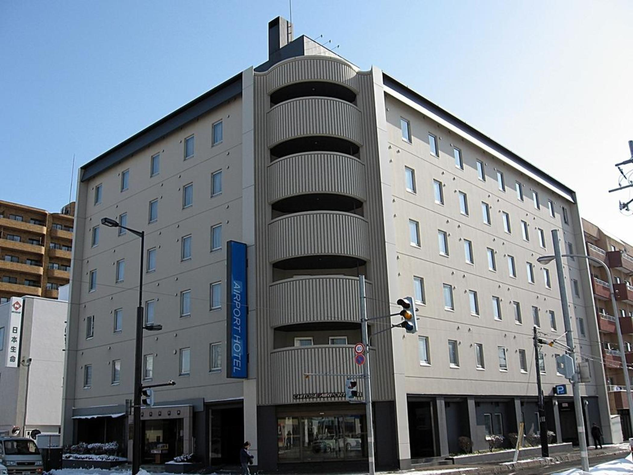 Coms New Chitose Airport Hotel, Chitose