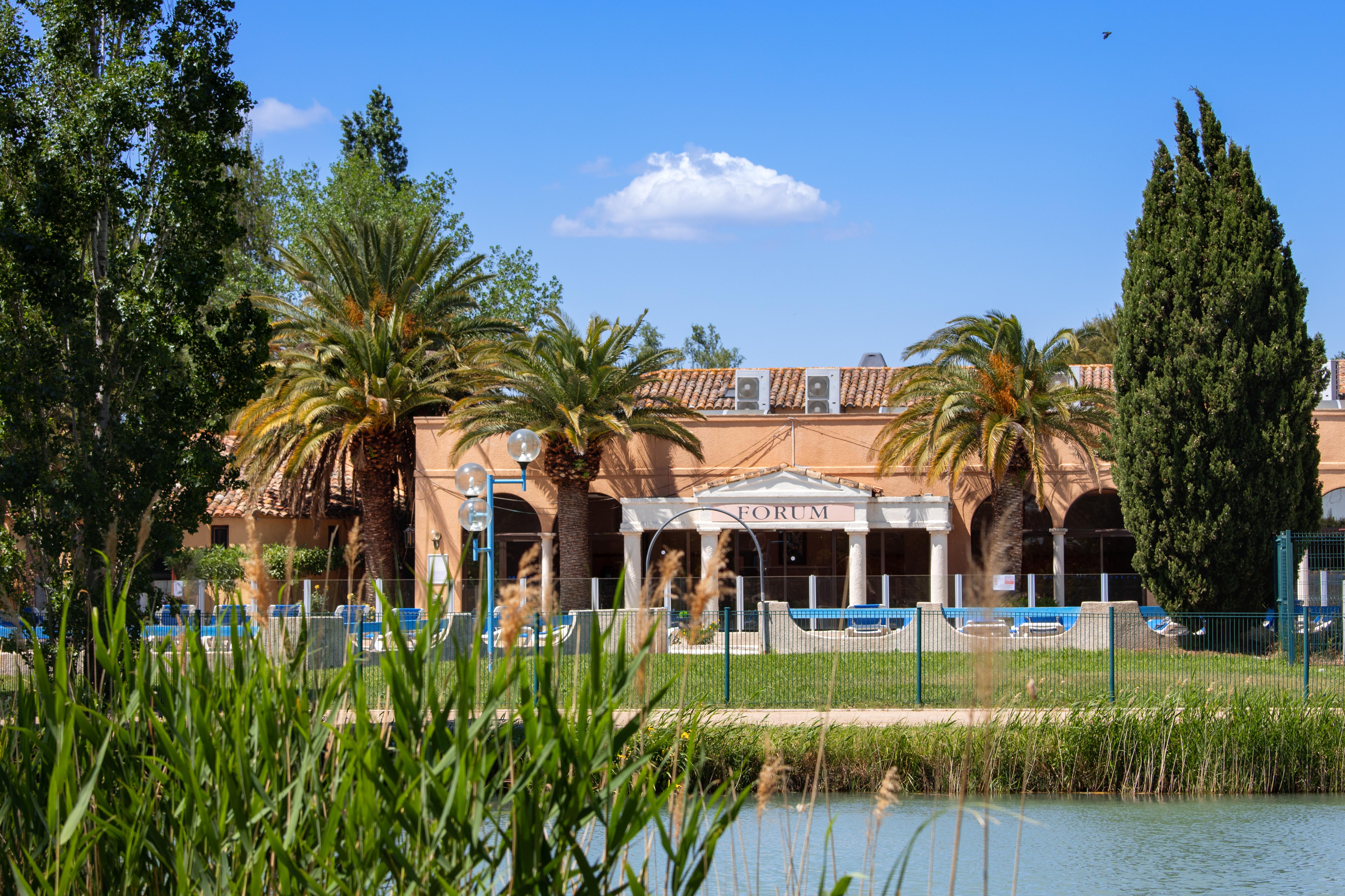 Hotel Club résidence les Amandiers, Bouches-du-Rhône