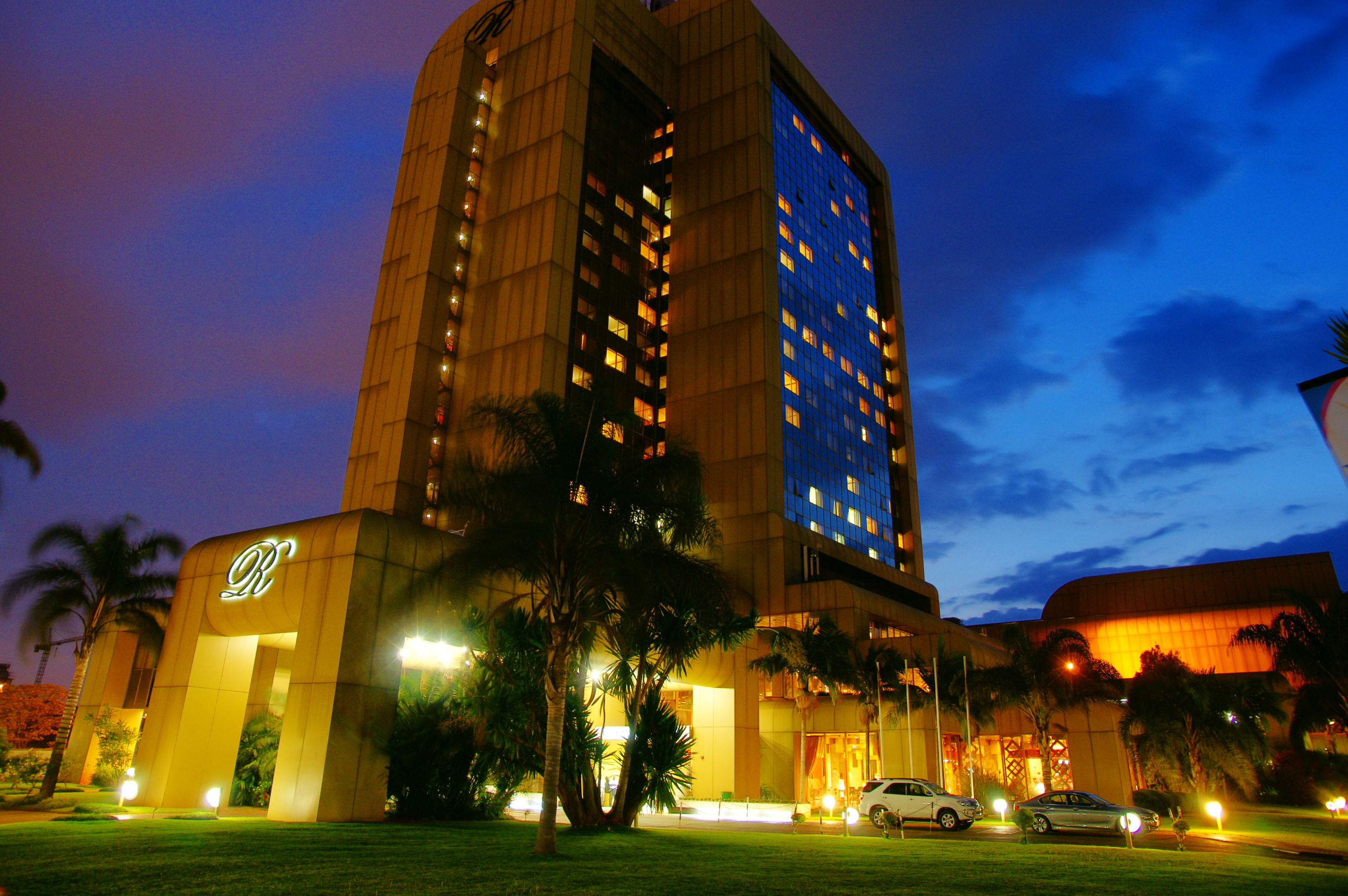 The Rainbow Towers Hotel & Conference Centre, Harare