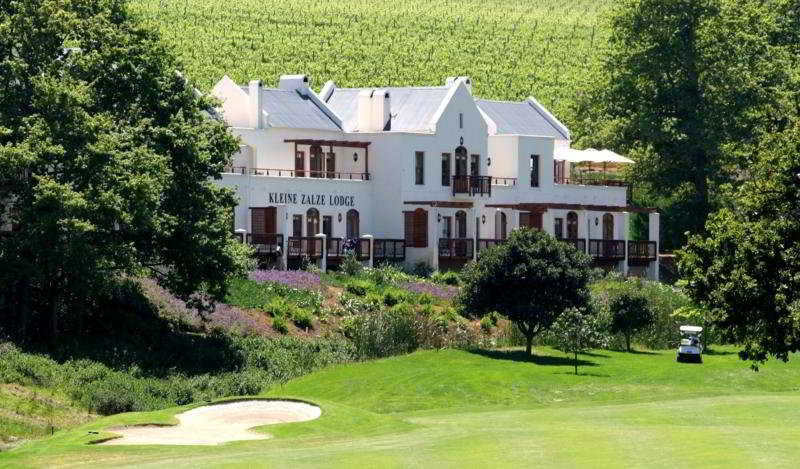 De Zalze Lodge, Cape Winelands