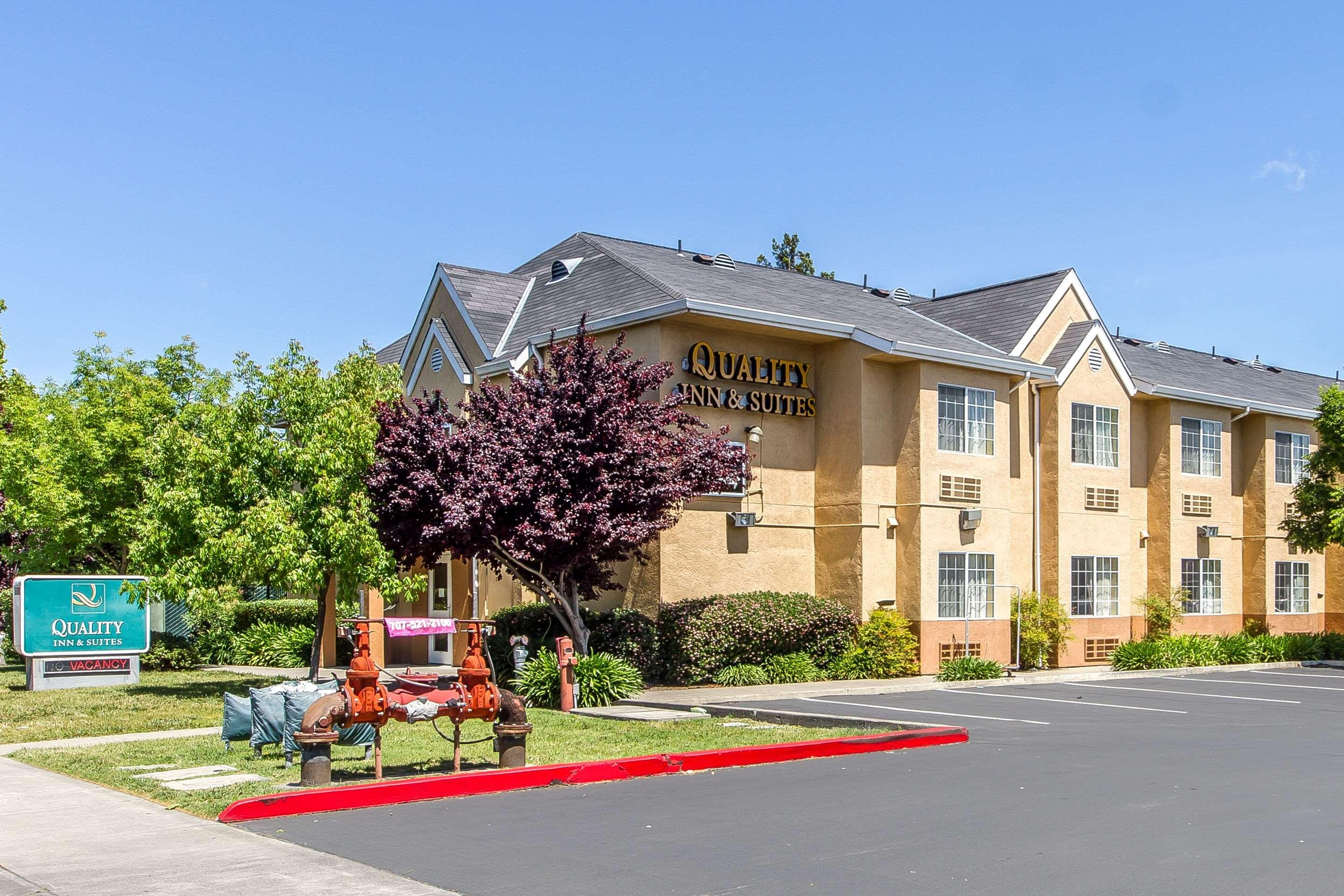 Quality Inn & Suites, Sonoma
