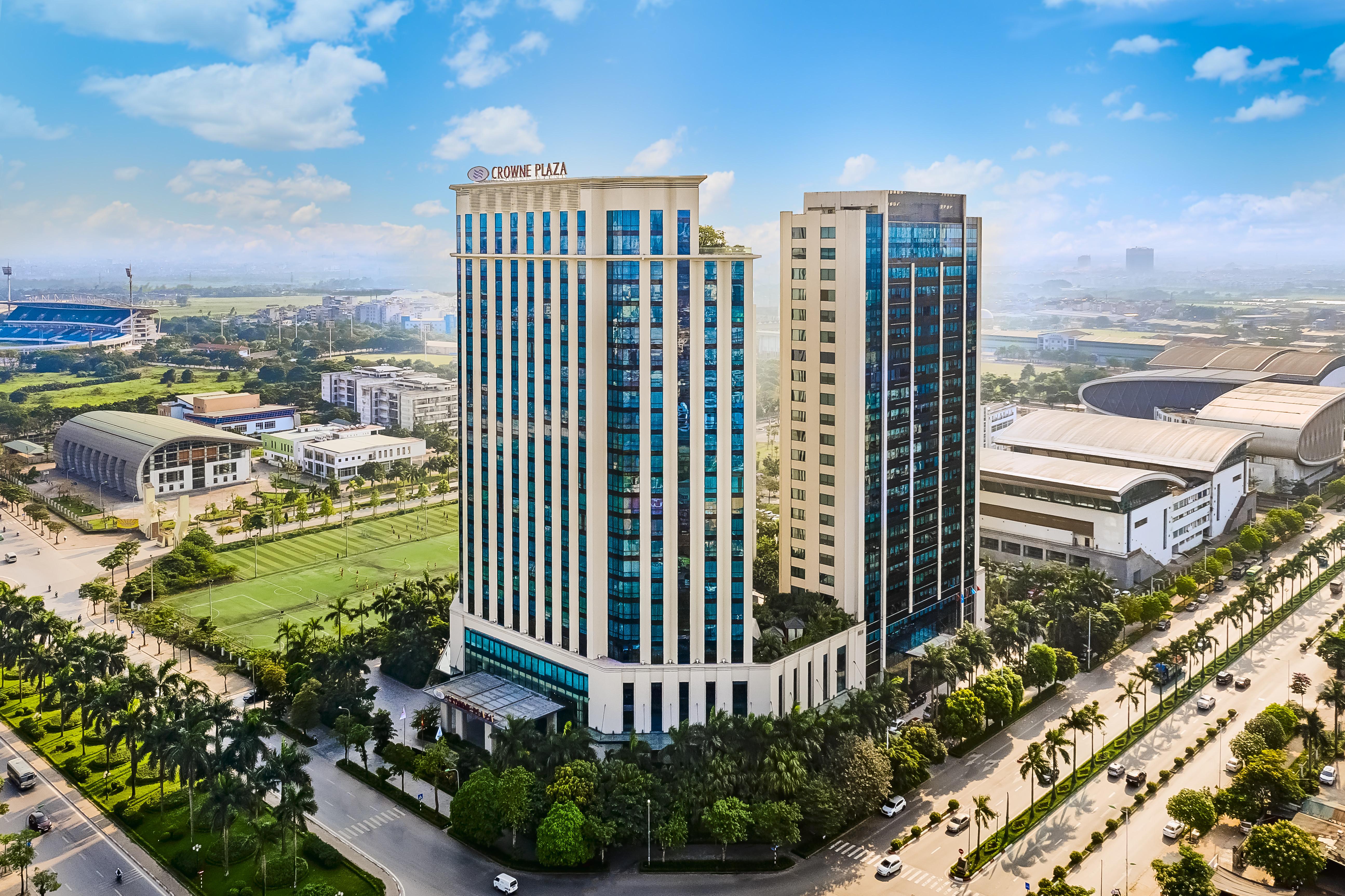 Crowne Plaza West Hanoi, Từ Liêm