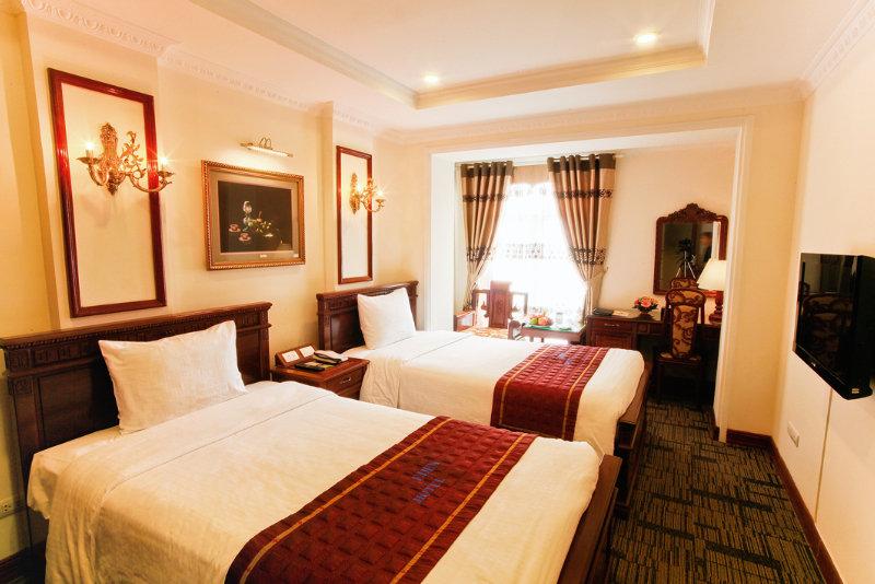 Eden Hotel, Hai Bà Trưng