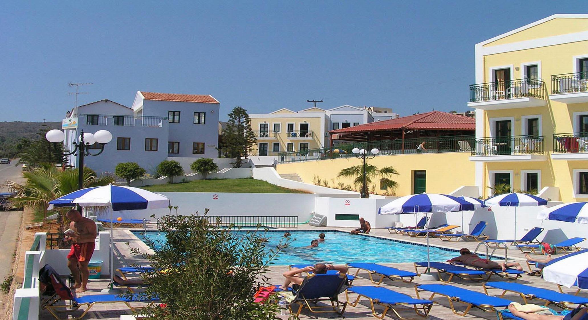 Camari Garden, Crete