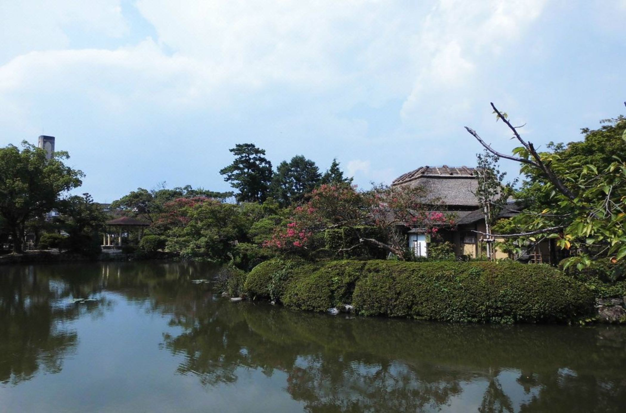Ryutouen, Saga