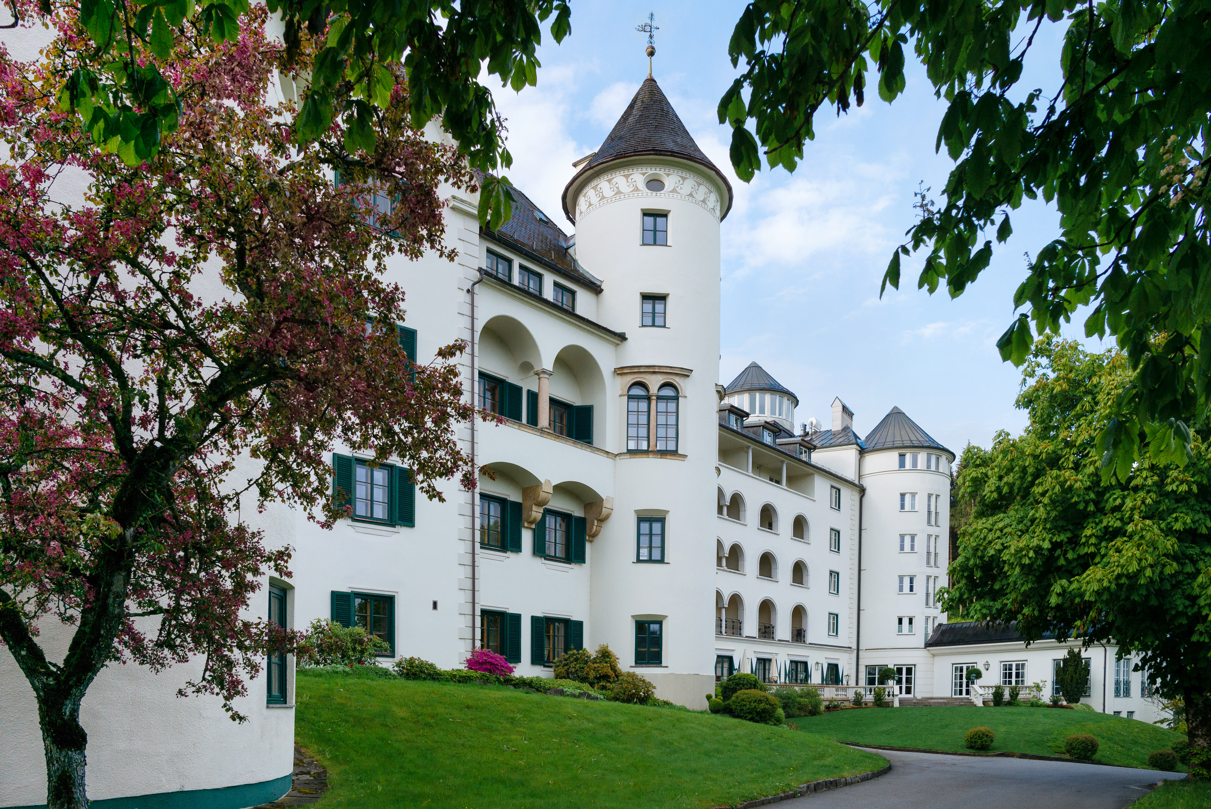 Romantik Hotel Schloss Pichlarn, Liezen