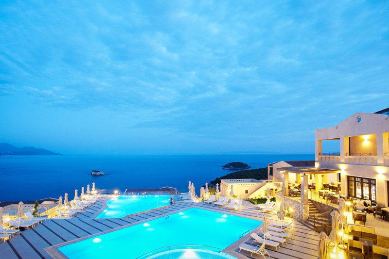 Sivota Diamond Spa Resort, Epirus