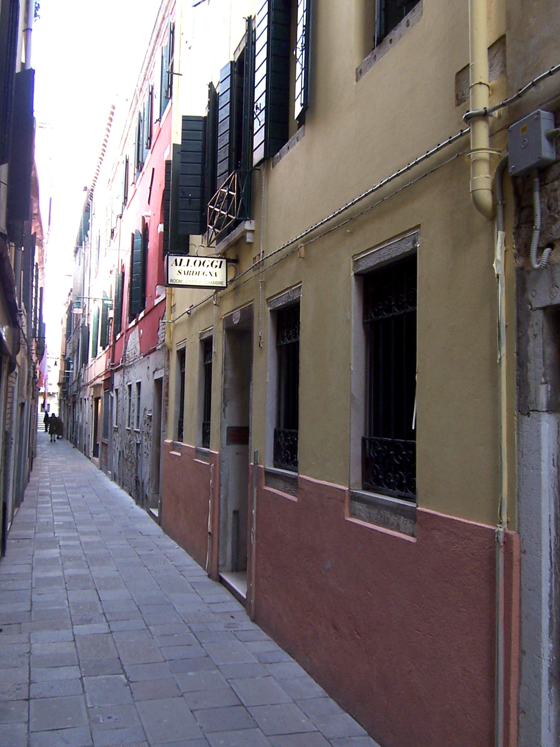 Alloggi-Sardegna