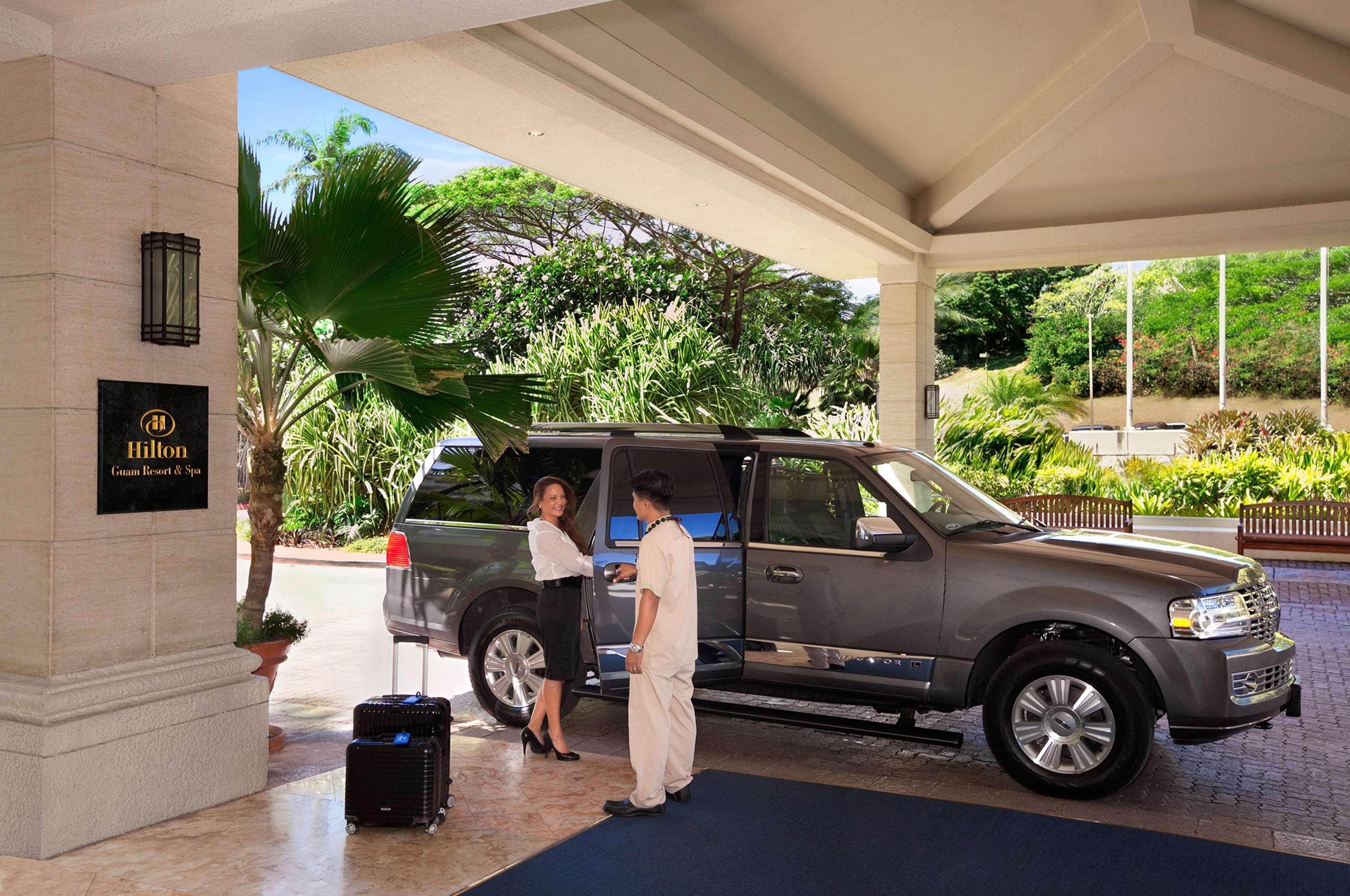 Hilton Guam Resort And Spa,