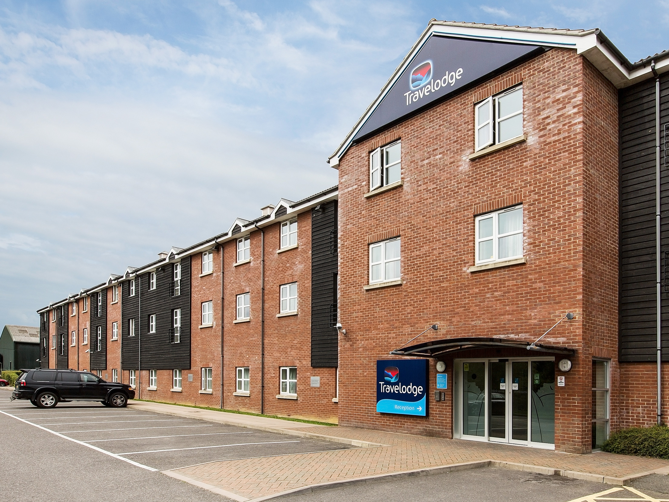 Travelodge Stansted Great Dunmow, Essex