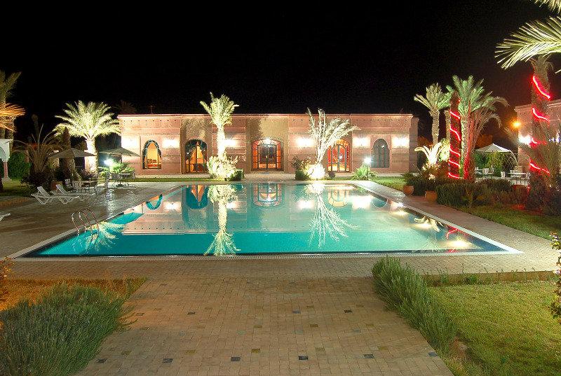 Le Riad, Errachidia