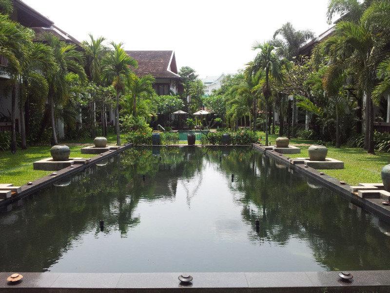 Green Park Boutique Hotel, Sisattanak
