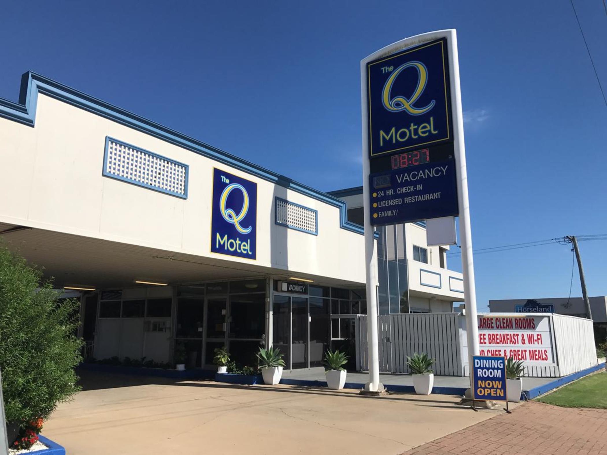 The Q Motel, Rockhampton