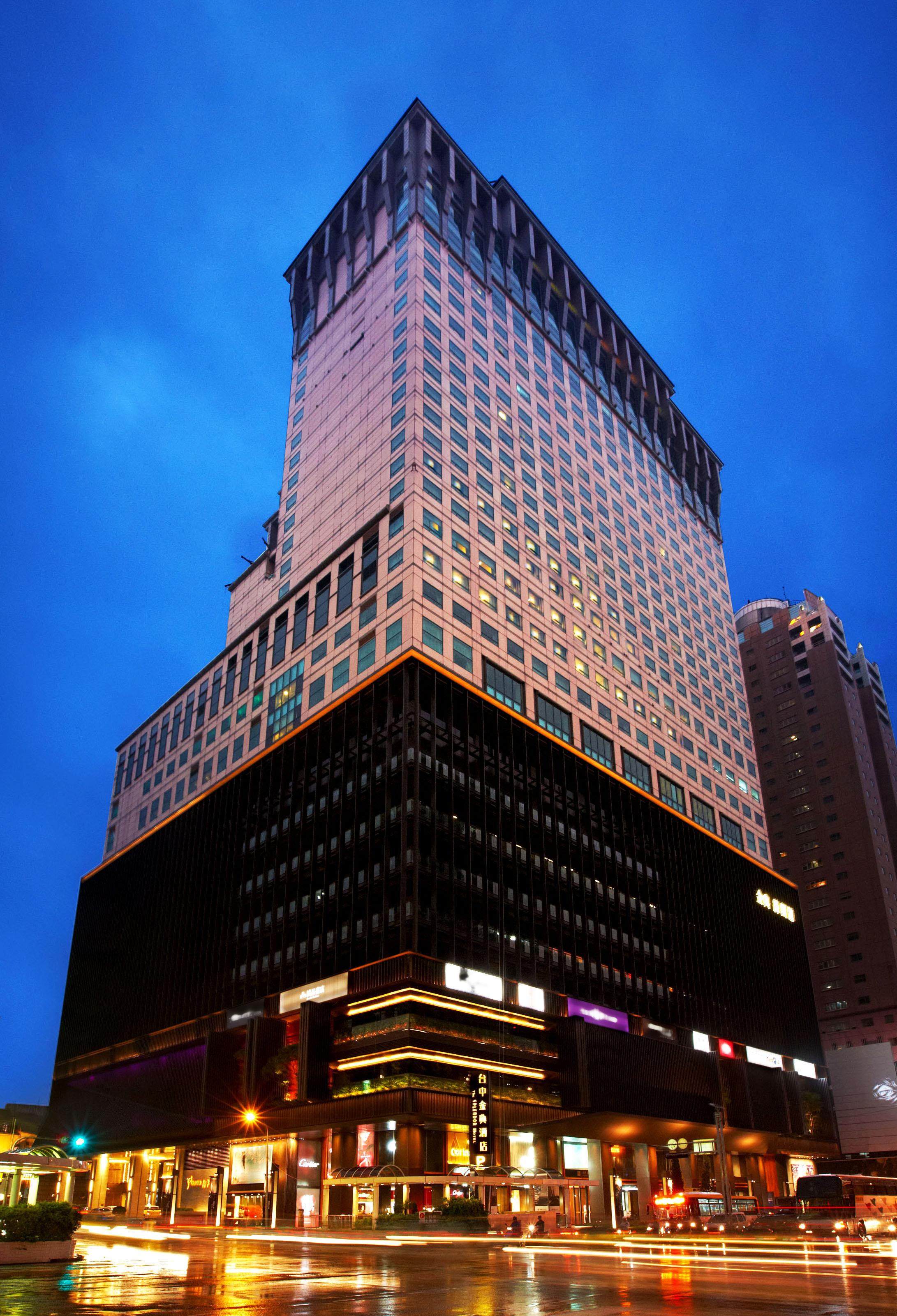 The Splendor Hotel Taichung, Taichung