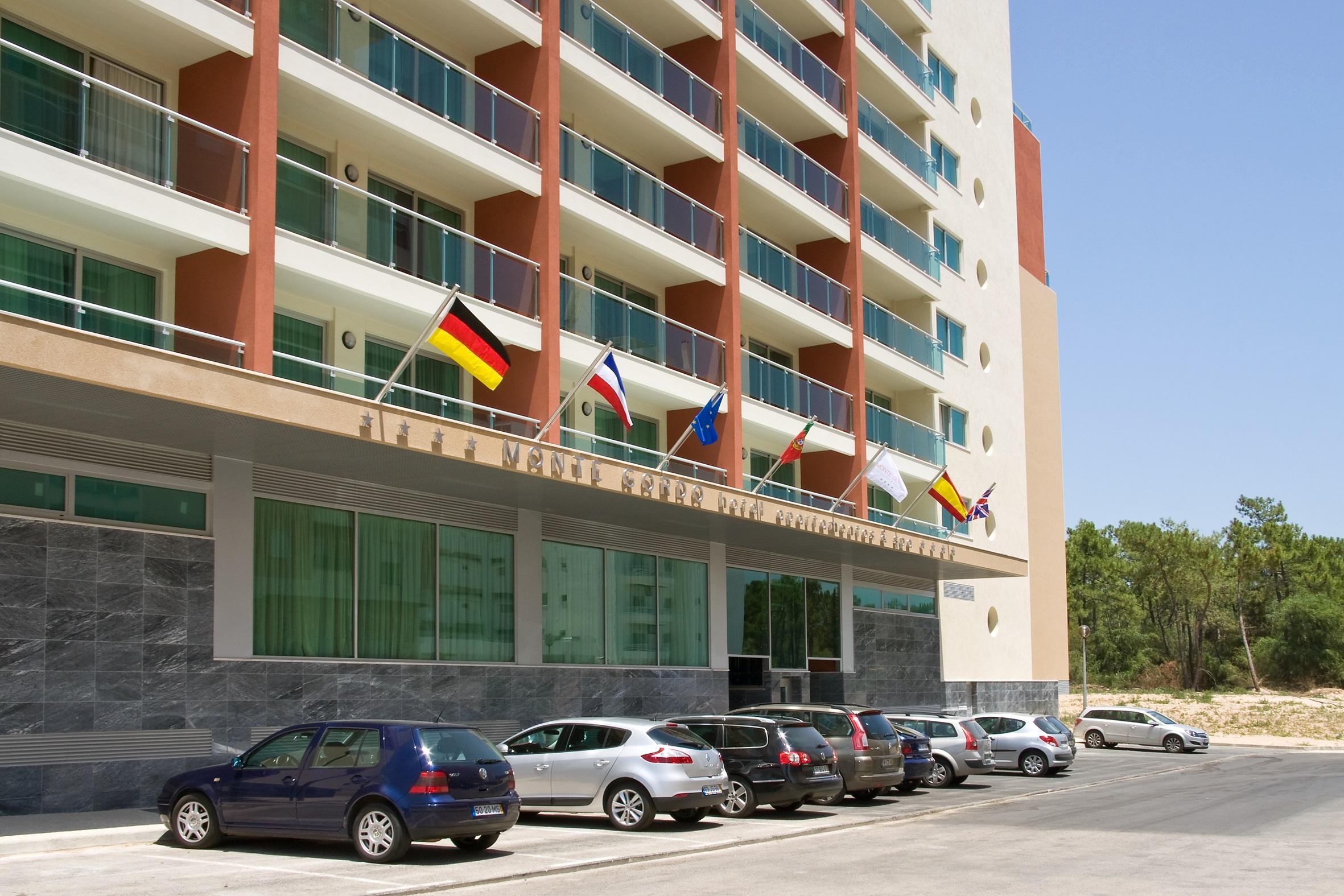 Montegordo Hotel Apartamentos & Spa, Vila Real de Santo António