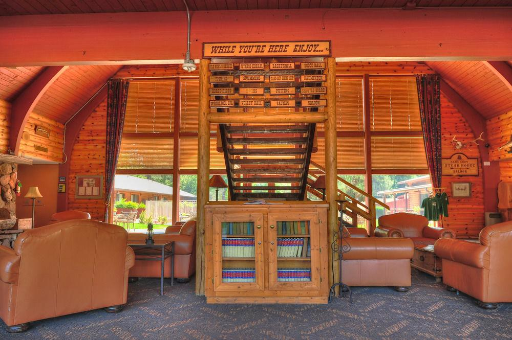Kohl's Ranch Lodge, Gila