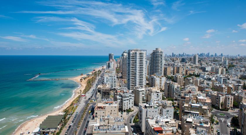 Leonardo Suite Tel Aviv-Bat Yam by the Beach,