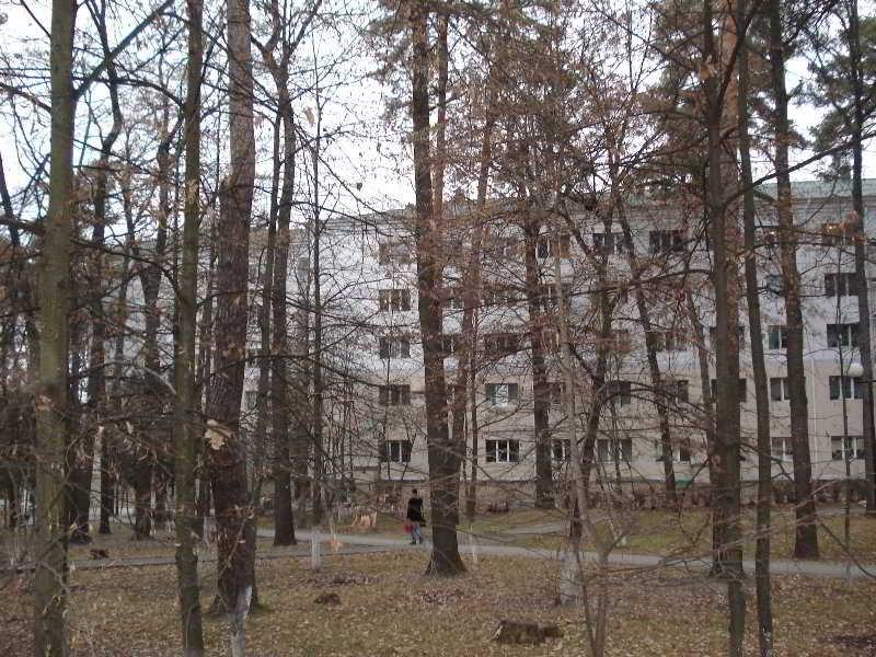 Student Hostel of Tax University  Block C, Kyievo-Sviatoshyns'kyi