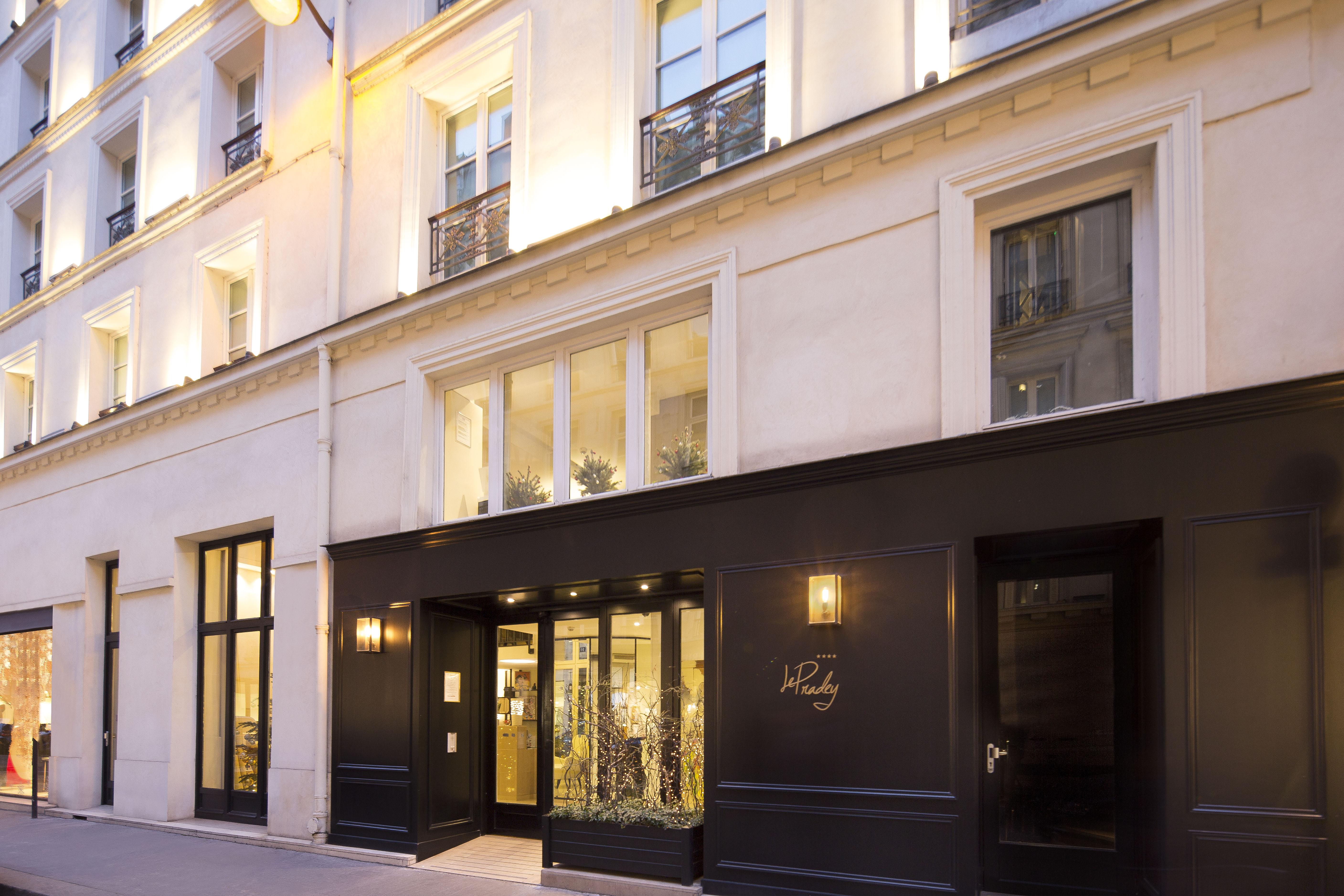 Le Pradey, Paris