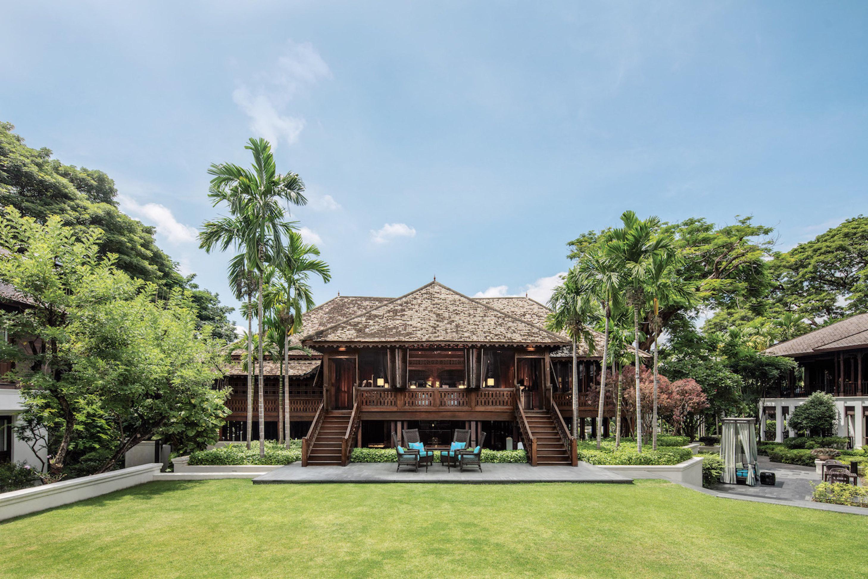 137 Pillars House, Muang Chiang Mai