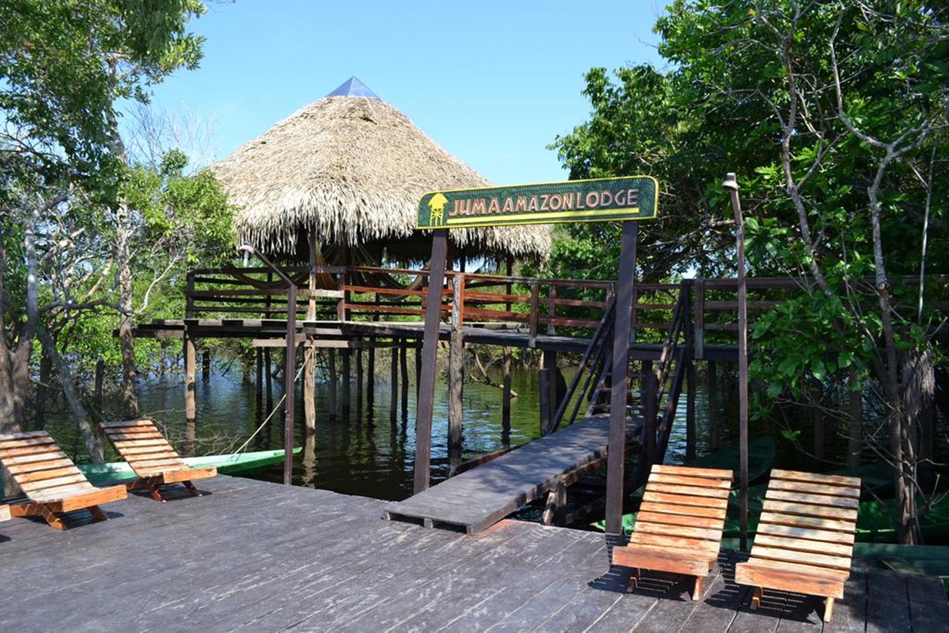 Juma Amazon Lodge, Maués