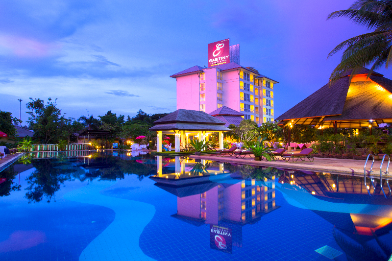 Eastiny Resort & Spa, Bang Lamung