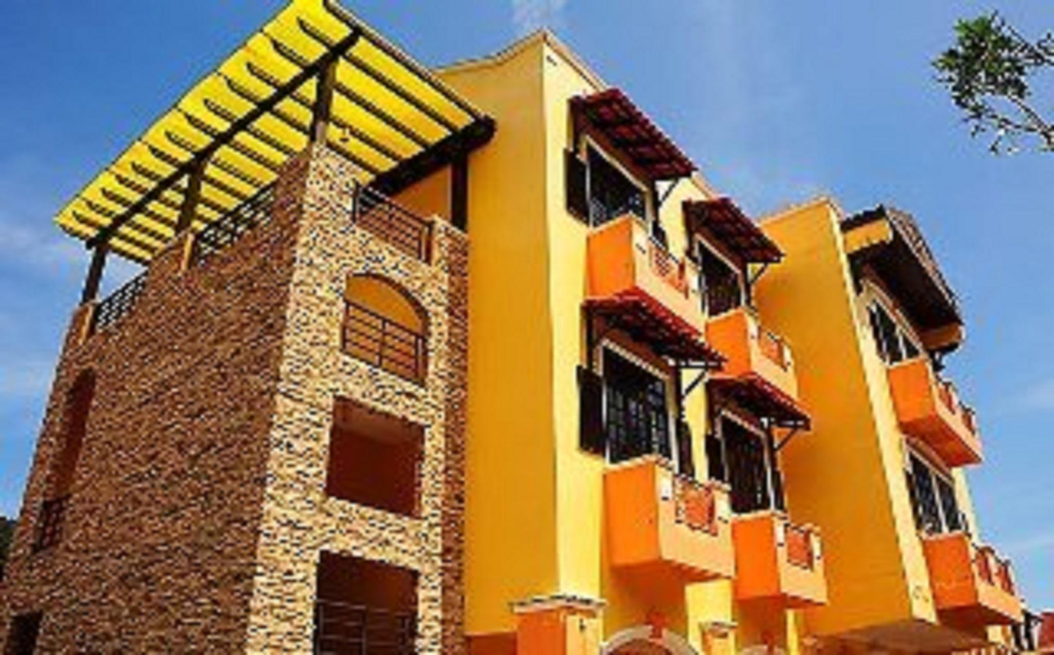 Geopark Hotel @ Oriental Village & Langkawi Skycab (tutup permanen), Langkawi