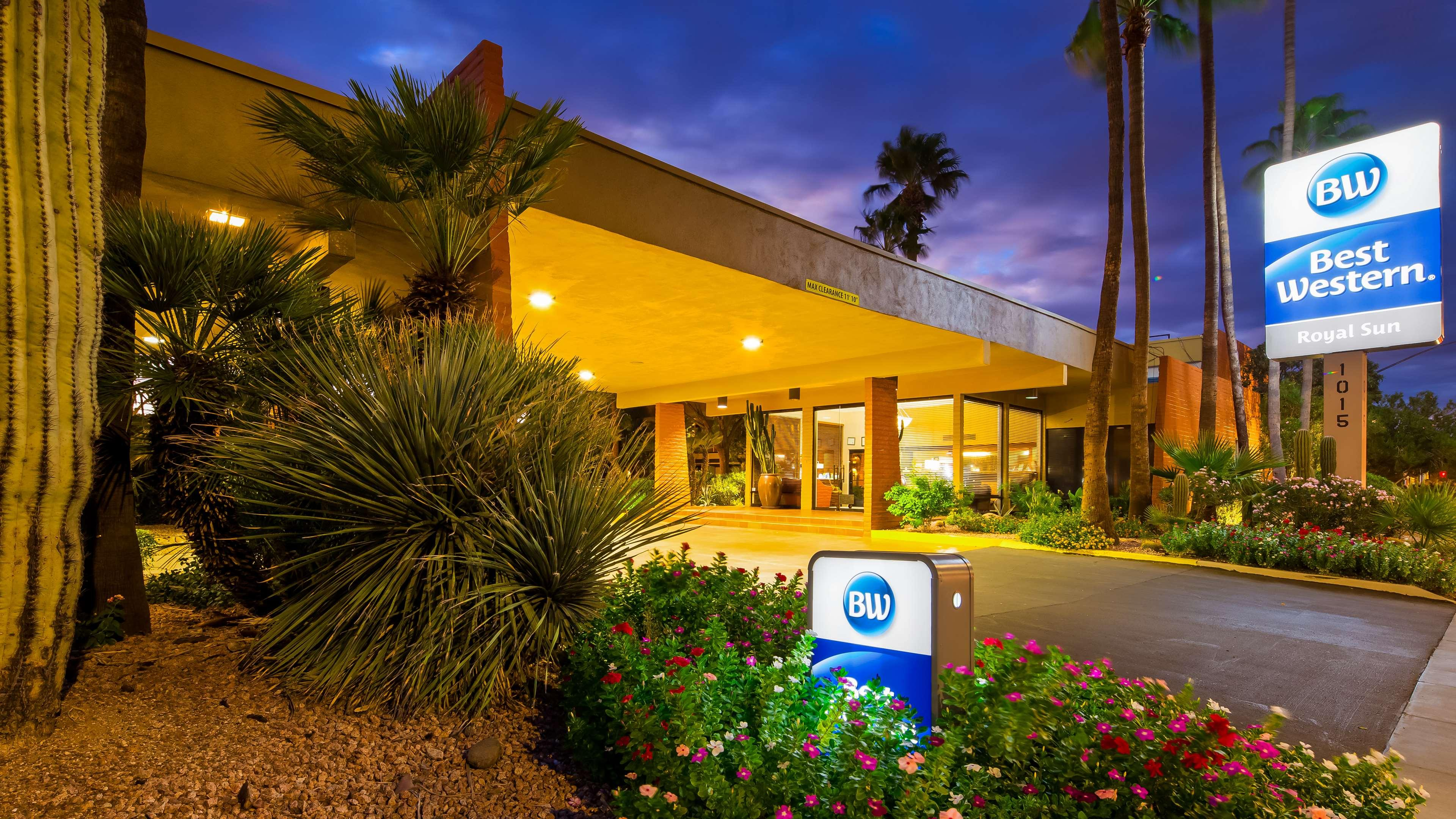 Best Western Royal Sun Inn & Suites, Pima