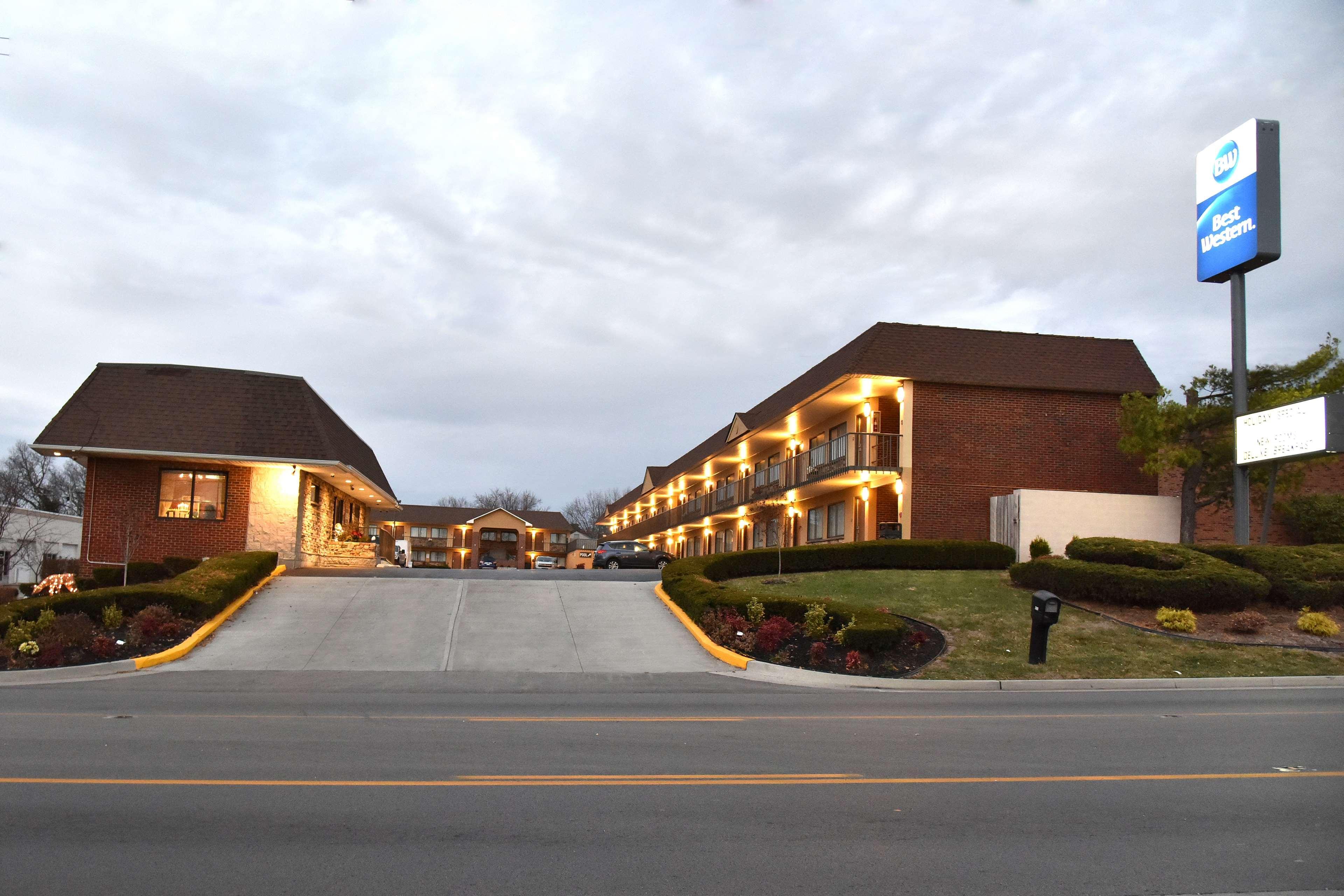 Best Western Winchester Hotel, Clark